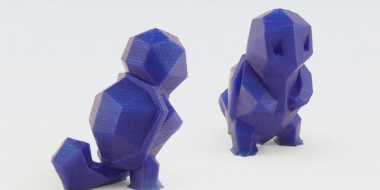 Pokemon go iphone 3D printing impression cults 3D fichier 3D lanceur figurine pikachu 3