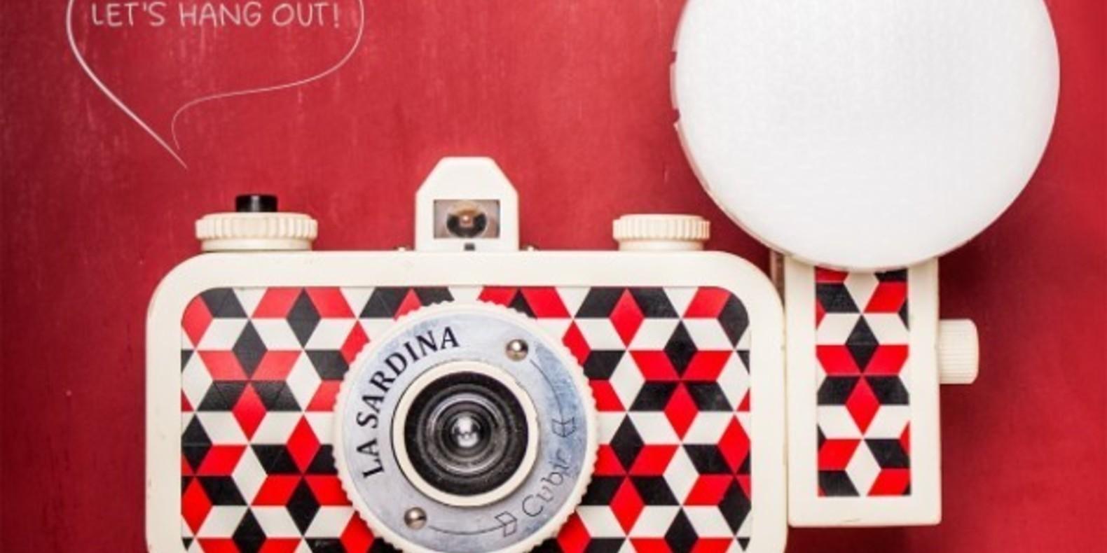Hangie laudlab fichier 3D cults appareil photo camera 3