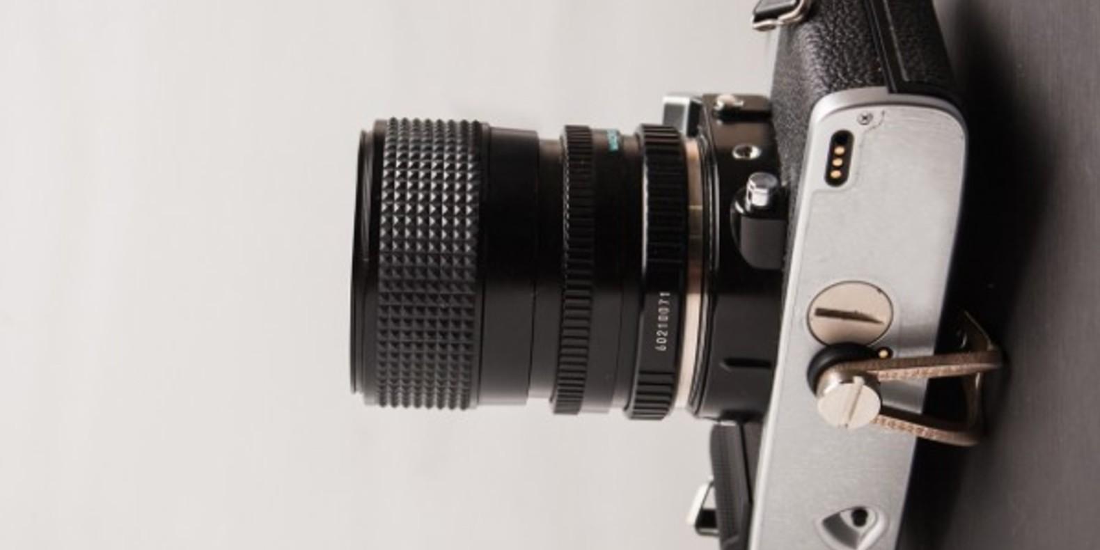 Hangie laudlab fichier 3D cults appareil photo camera 5