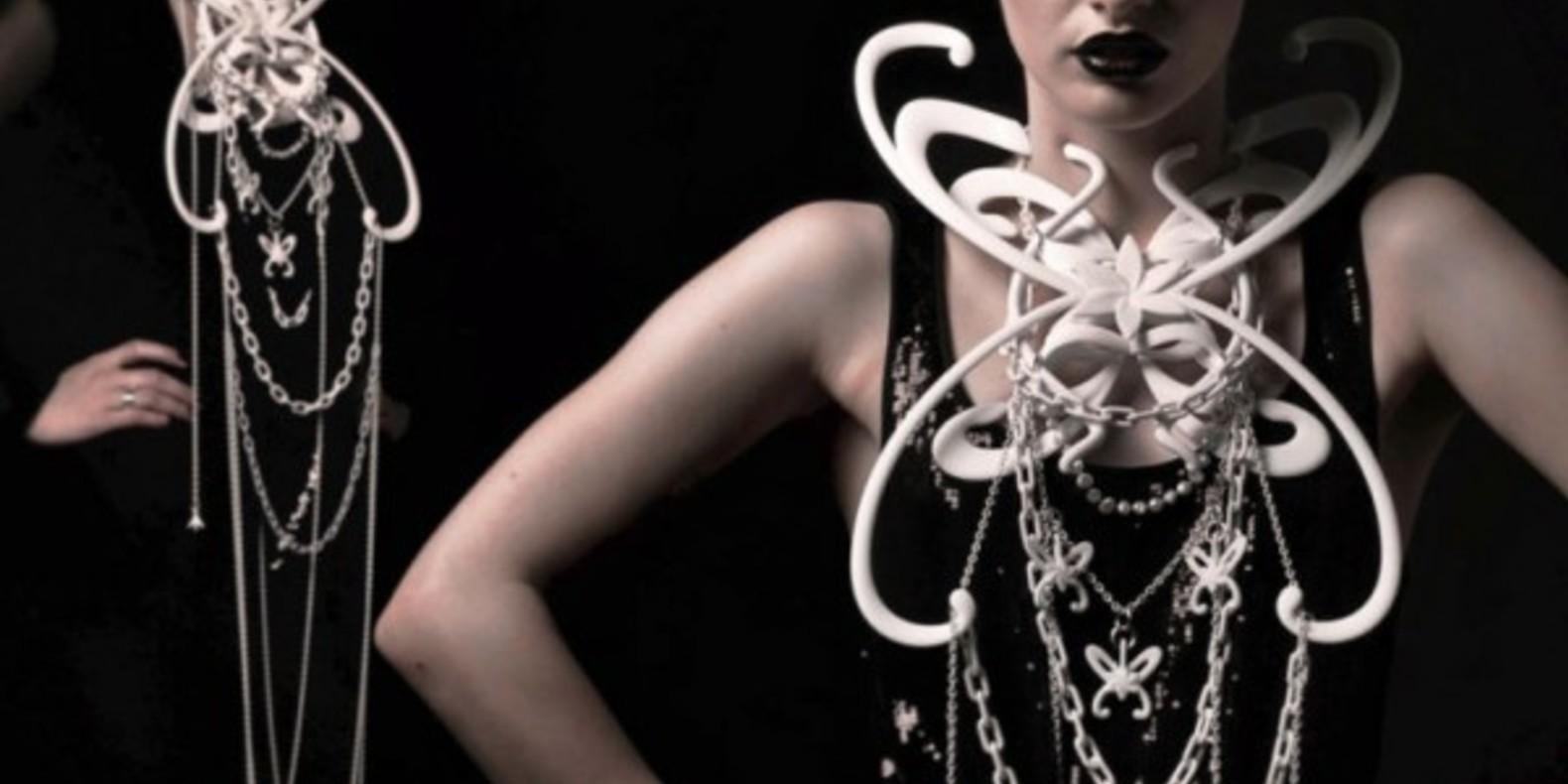rob elfort 3D printing impression 3D jewlery bijoux vêtements cults cults 3D fichier 3D 1