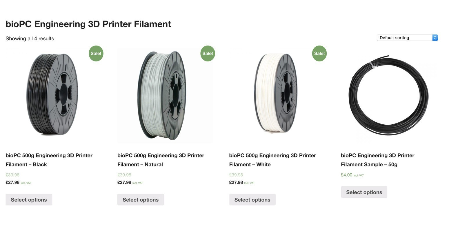 Introducing bioPC – the best 3D printer filament for engineering applications in 3D printing