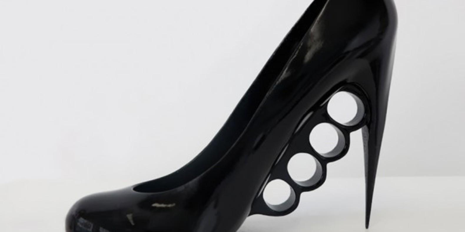 sebastian errazuriz shoe 3D print cults chaussures imprimees en 3D makerbot melissa designer 3D 10