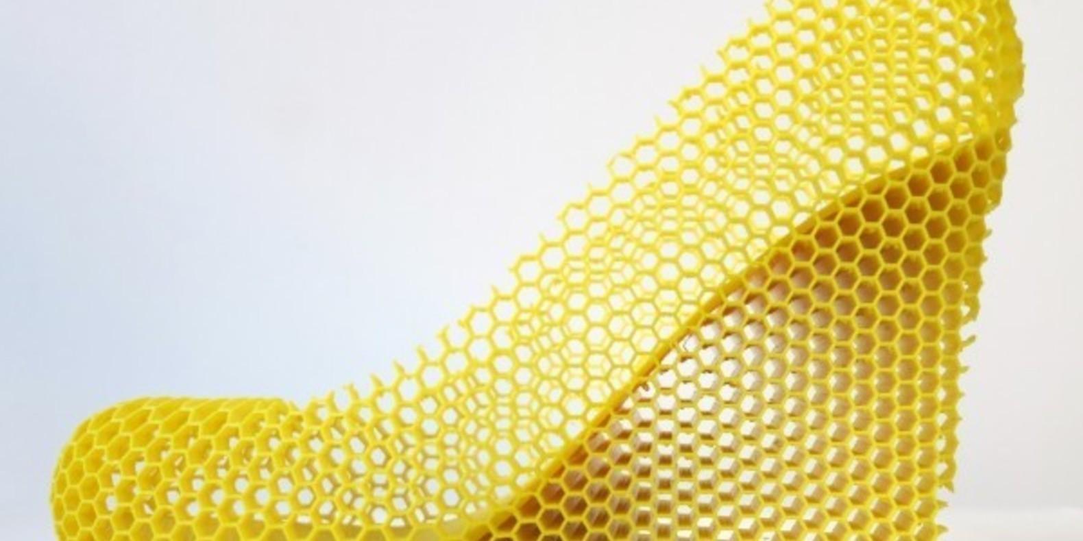 sebastian errazuriz shoe 3D print cults chaussures imprimees en 3D makerbot melissa designer 3D 2