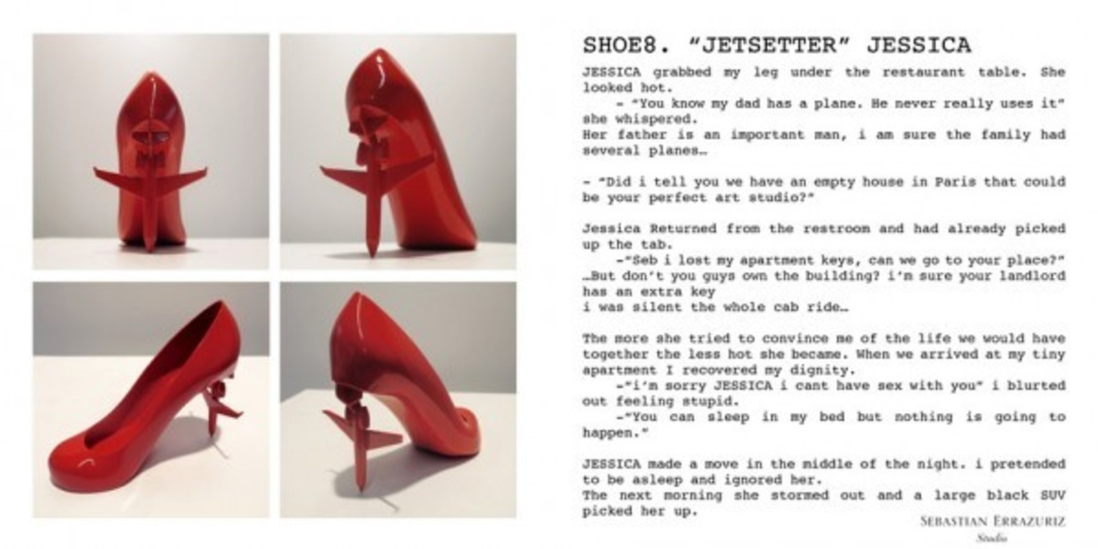 sebastian errazuriz shoe 3D print cults chaussures imprimees en 3D makerbot melissa designer 3D 4