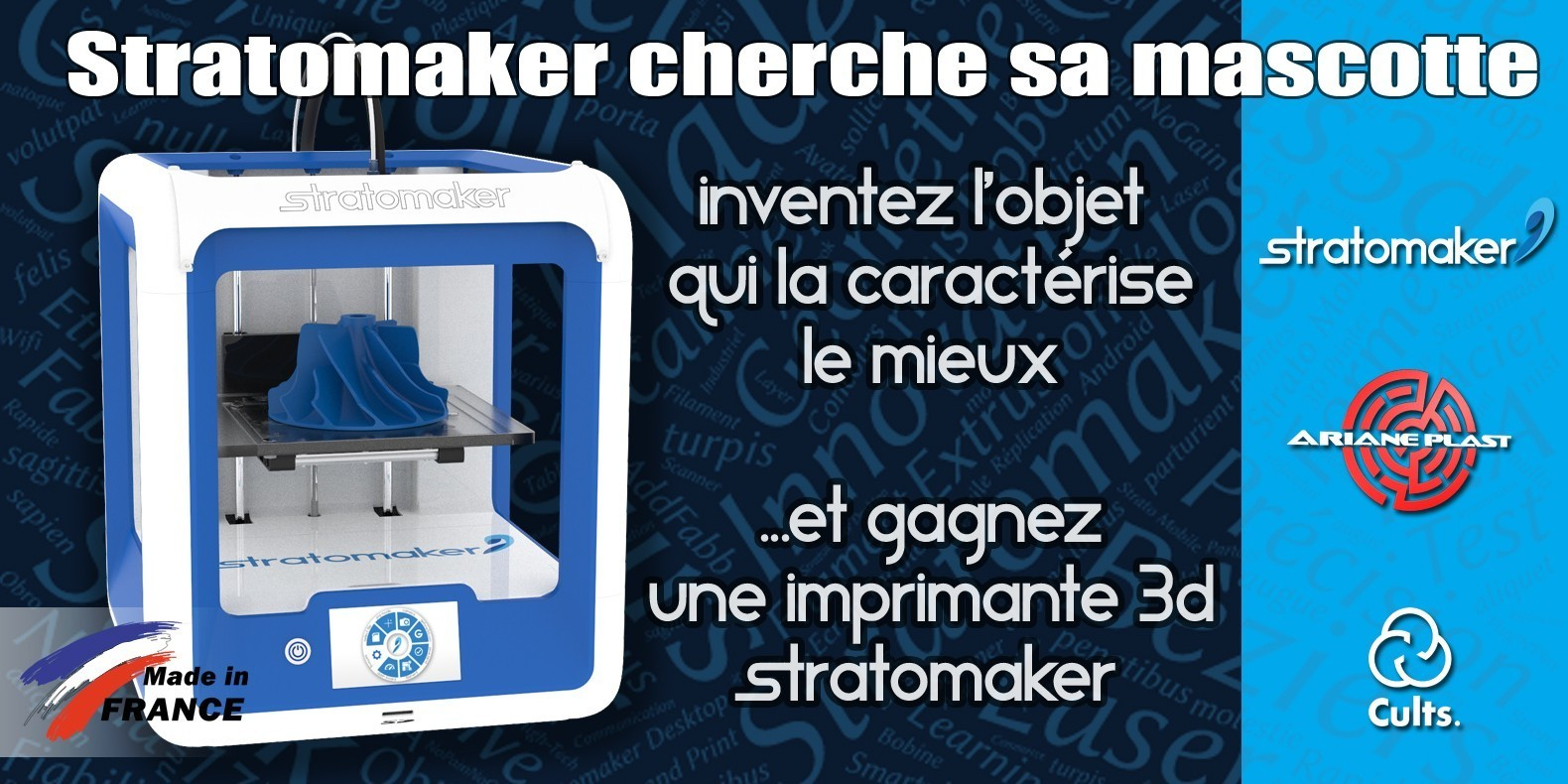 Concours Stratomaker 1