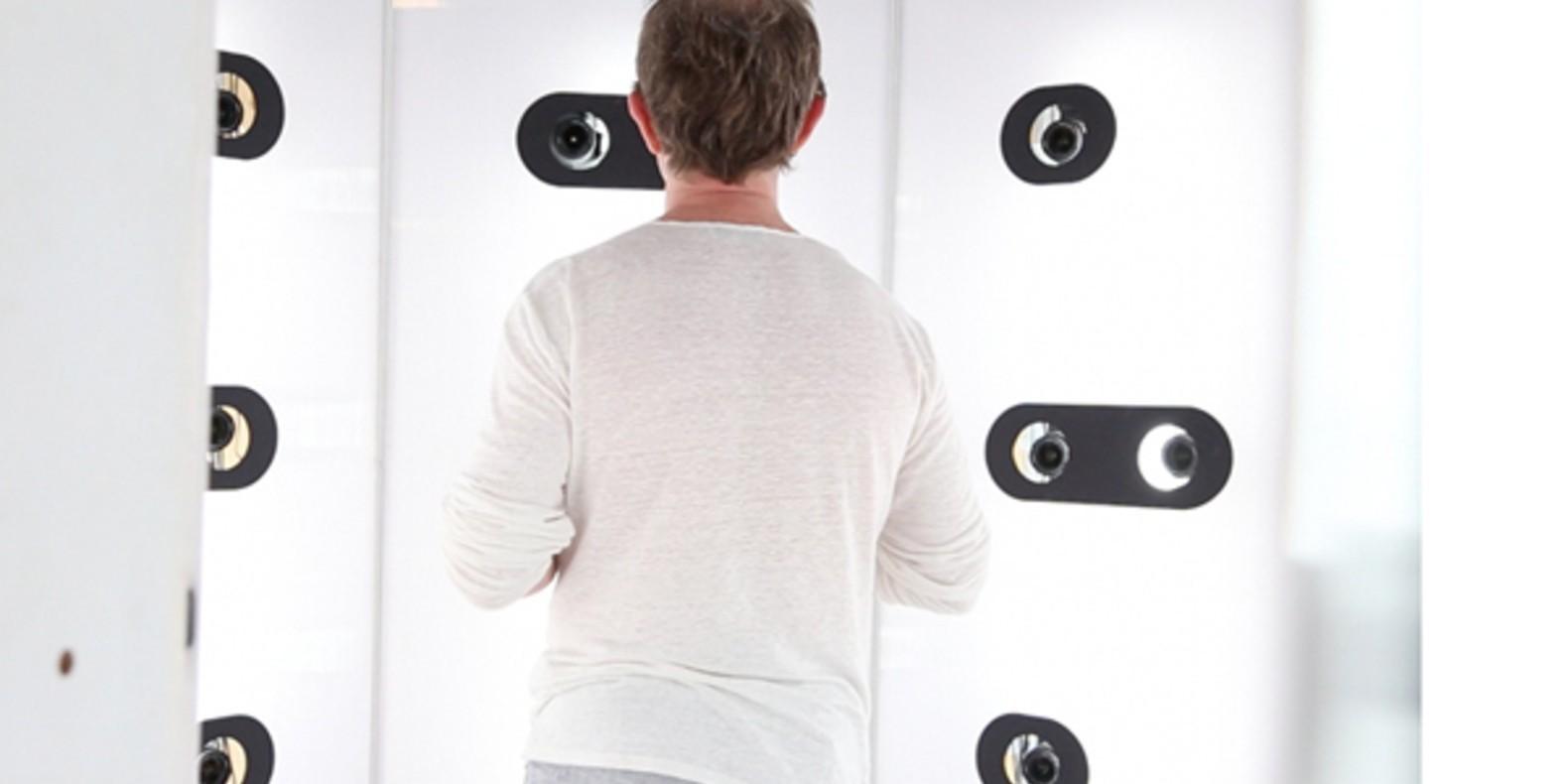 CULTS11 MOÏMEE le service de modélisation de la personne en 3D