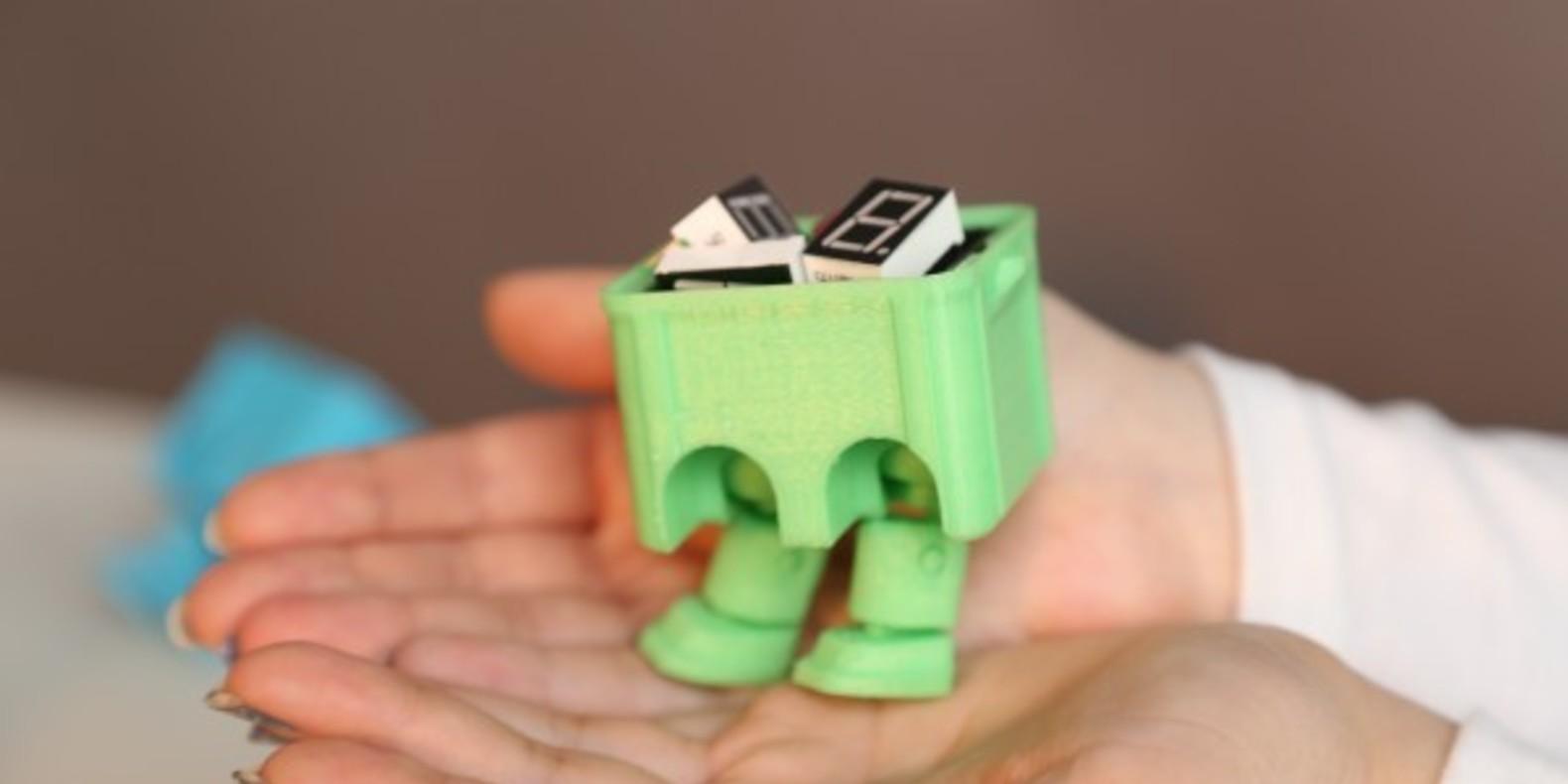 Step box step boite a outils tool box 3D printed 3D printing imprimée en 3D impression 3D Cults 5