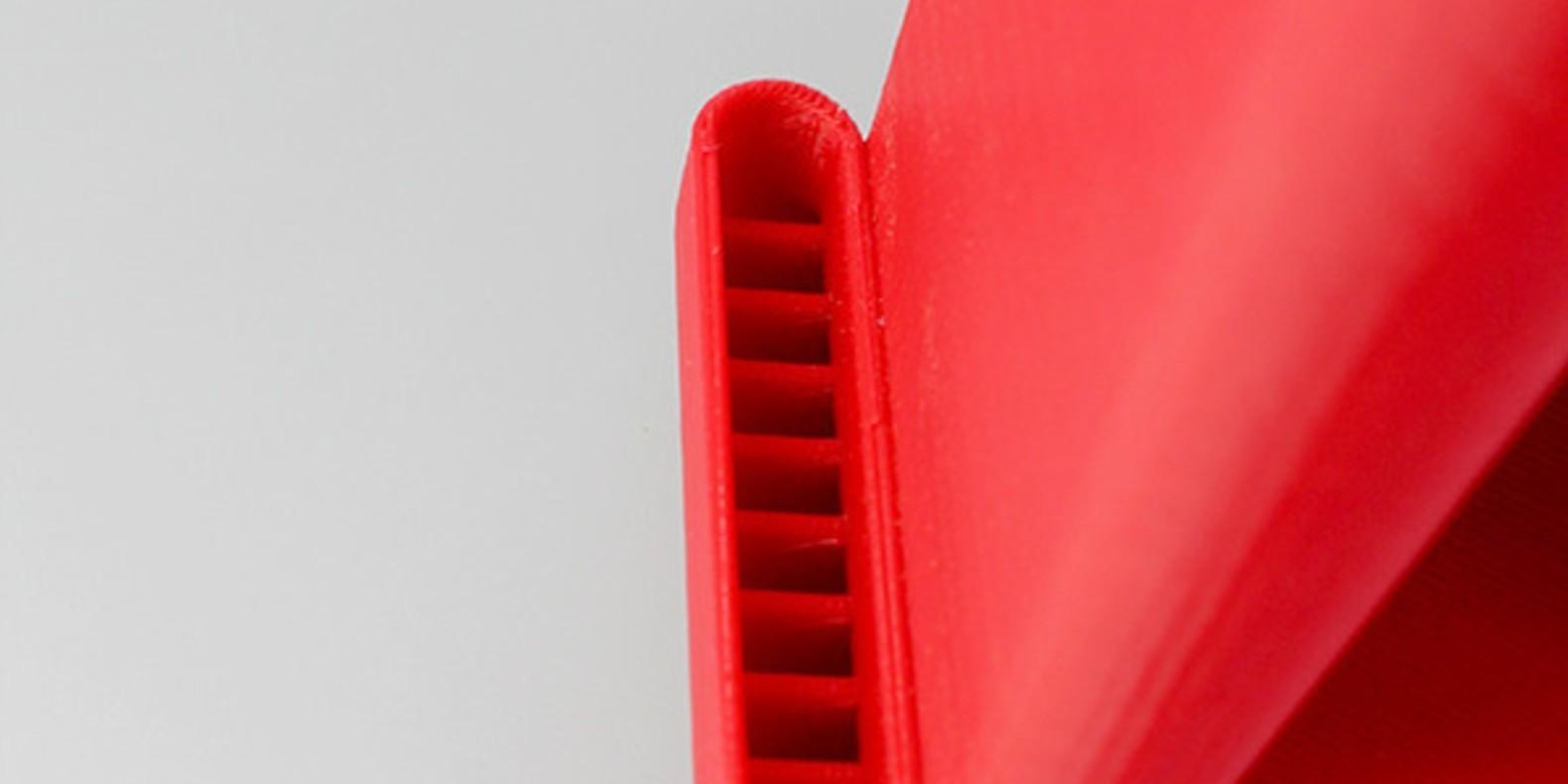 flared phone amplifier iphone gramophone retro 3D printed stl file fichier STL cults impression 3D amplificateur de son imprimé en 3D
