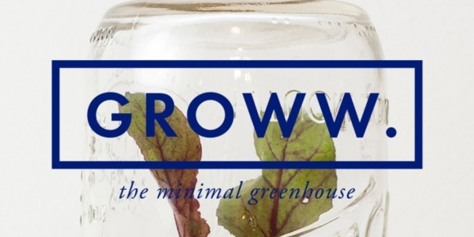 Groww uau project polish designer minimal greenhouse serre 3D printed imprimée en 3D fichier STL Cults upcycling 5