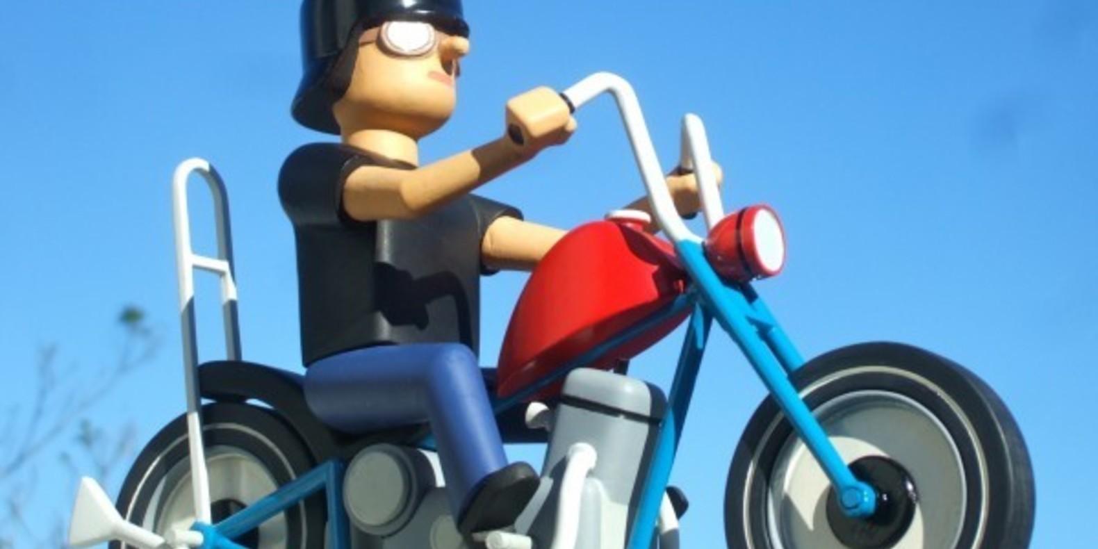 russell tate stay true motorcycle bike biker cults fichier 3D modèle 3D STL 3D printing 1