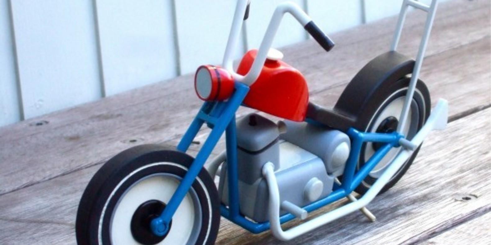 russell tate stay true motorcycle bike biker cults fichier 3D modèle 3D STL 3D printing 3