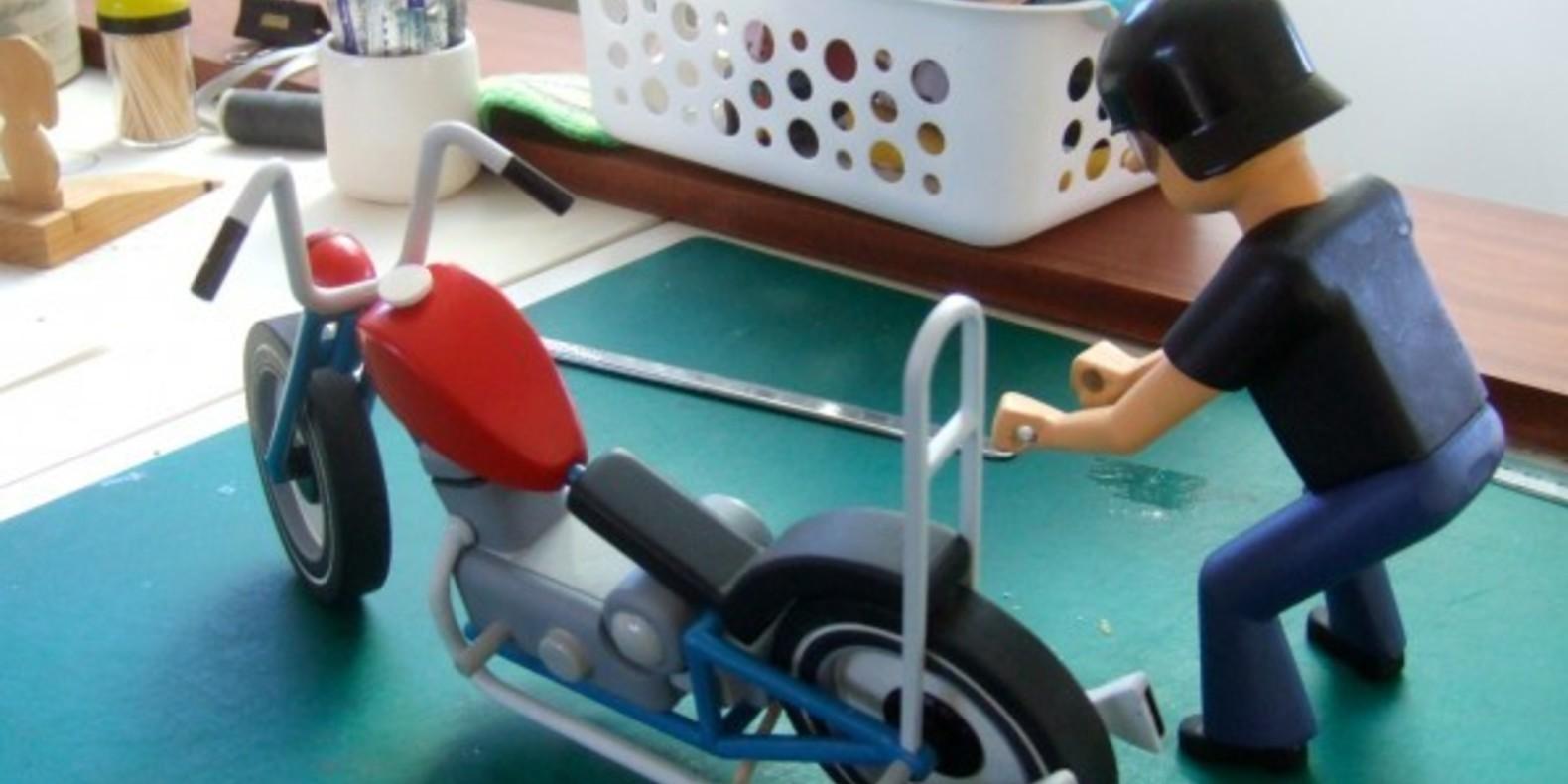 russell tate stay true motorcycle bike biker cults fichier 3D modèle 3D STL 3D printing 5