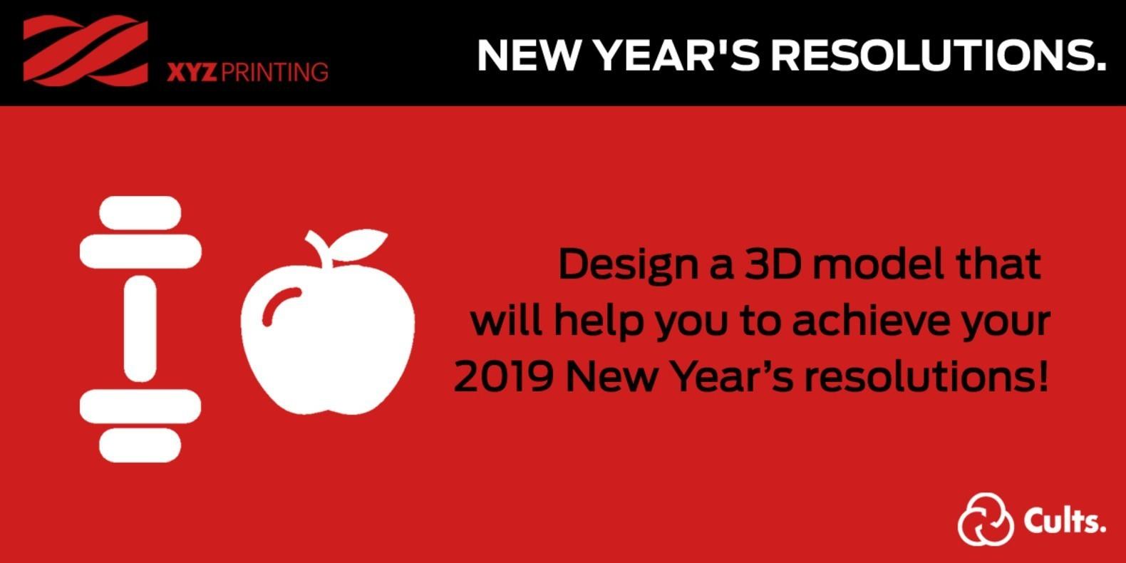 Contest 3D Printing XYZPrinting