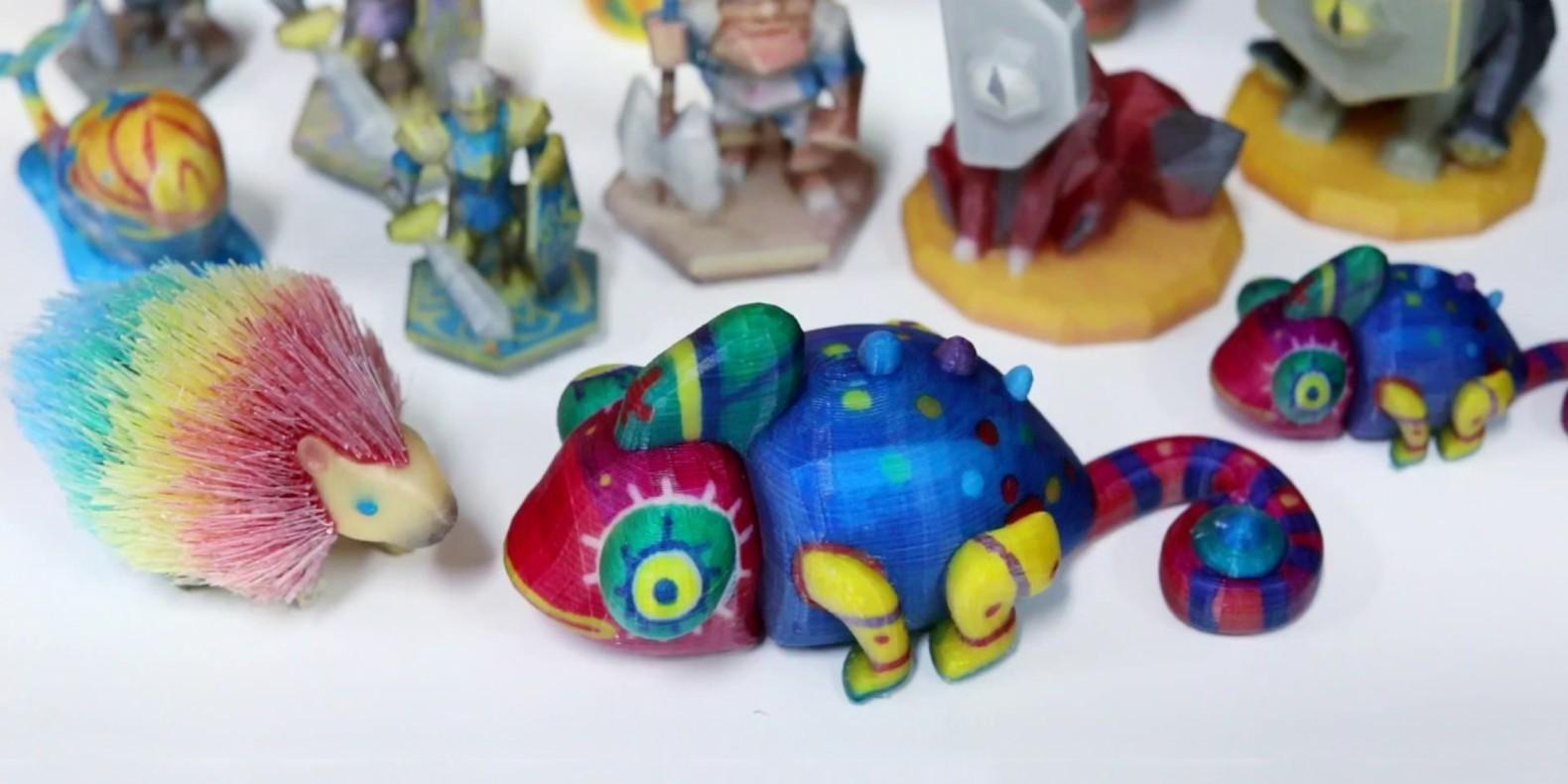 Concours Impression 3D XYZPrinting