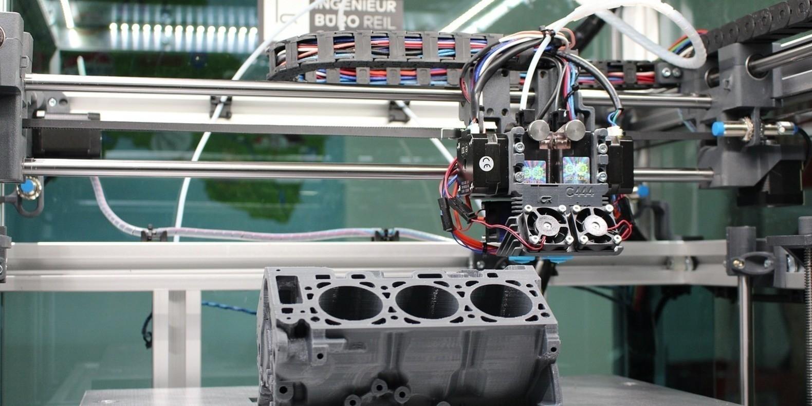 Impresión en 3D definición. ¿Qué es la impresión en 3D?