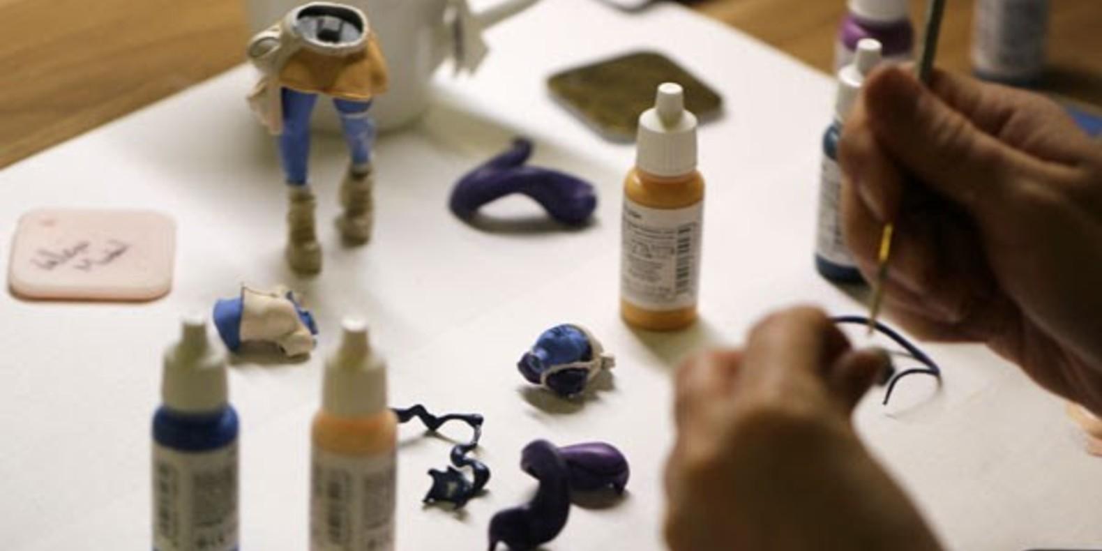 Aprenda a pintar sus impresiones en 3D como un profesional