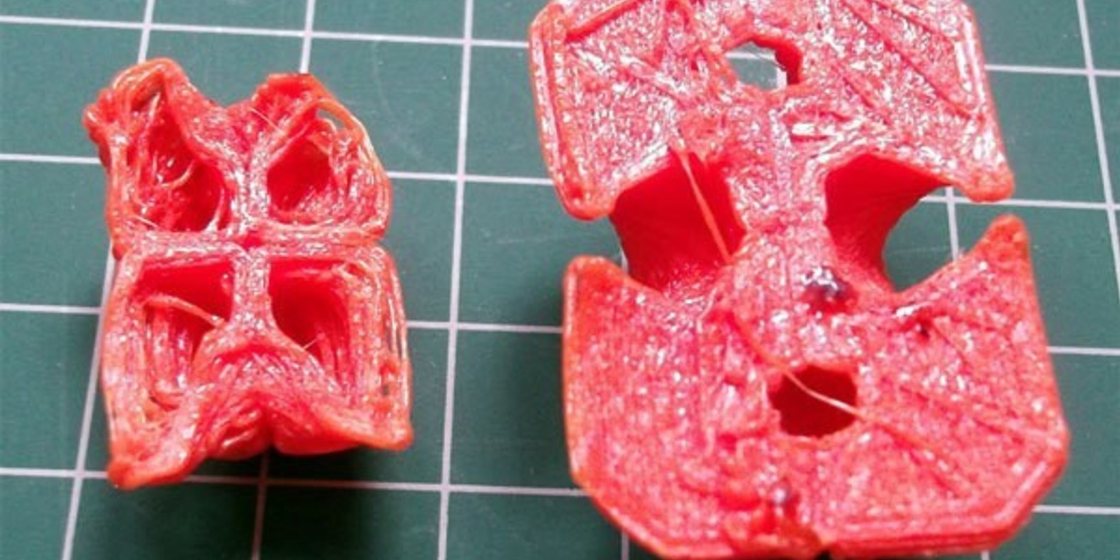 3 errores más comunes de la impresora 3D y sus correcciones