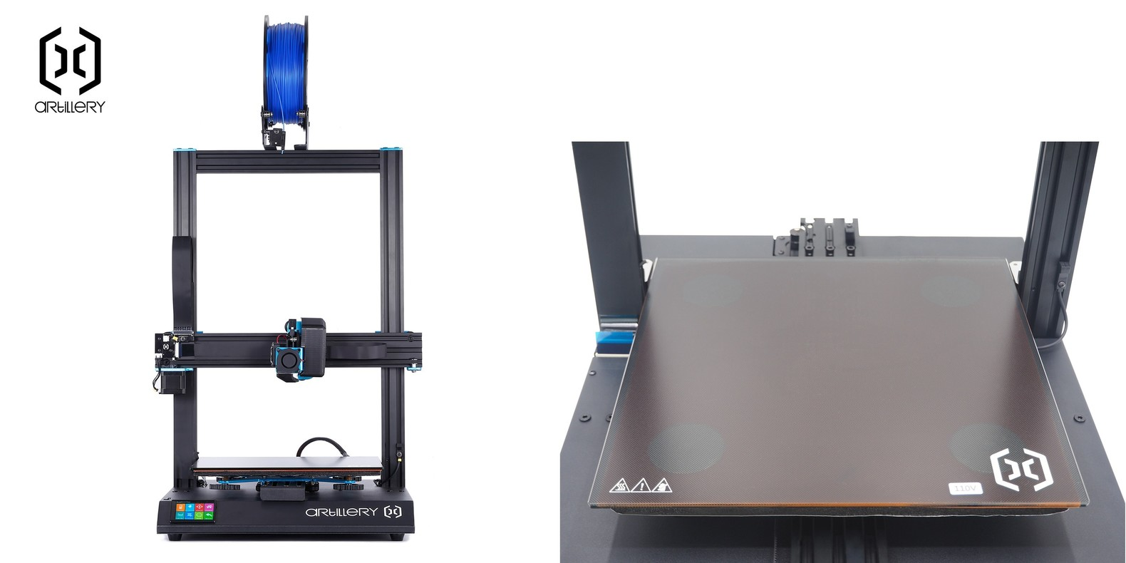 Meet Artillery 3D : The best affordable 3D printers