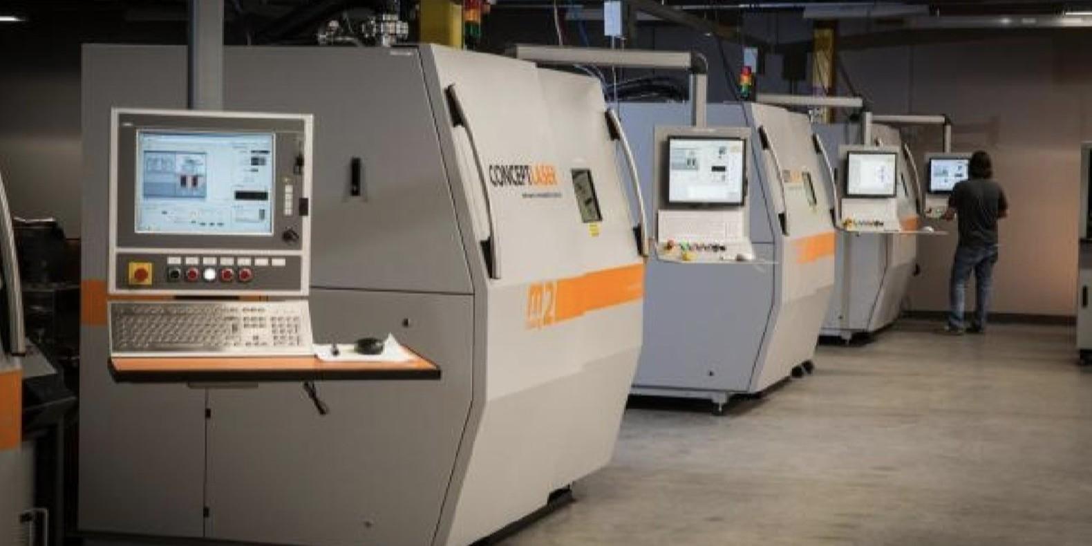 La fabrication hybride combine l'impression 3D et l'usinage CNC 2