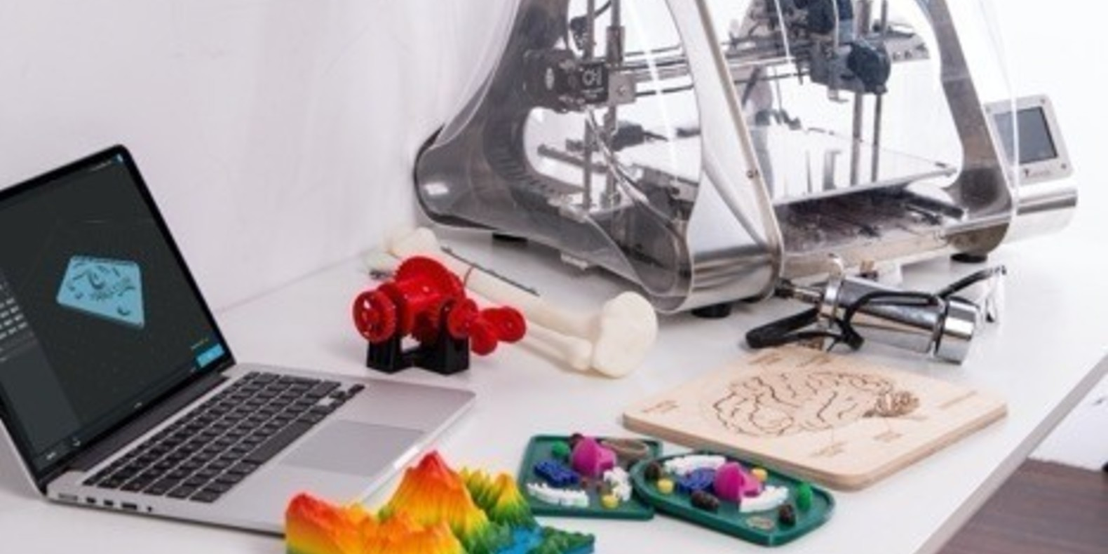 How to make stationery using a 3D printer?