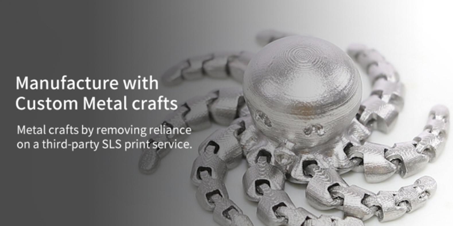 Anycubic 4 Max Metal: proveedor de soluciones asequibles para la impresión 3D metal