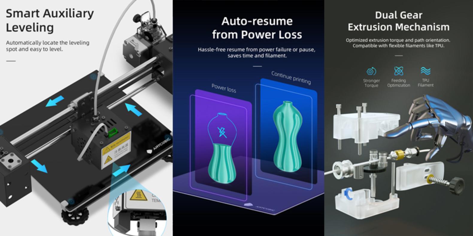 Anycubic Mega Pro, la nueva máquina 2 en 1: grabado e impresora 3D