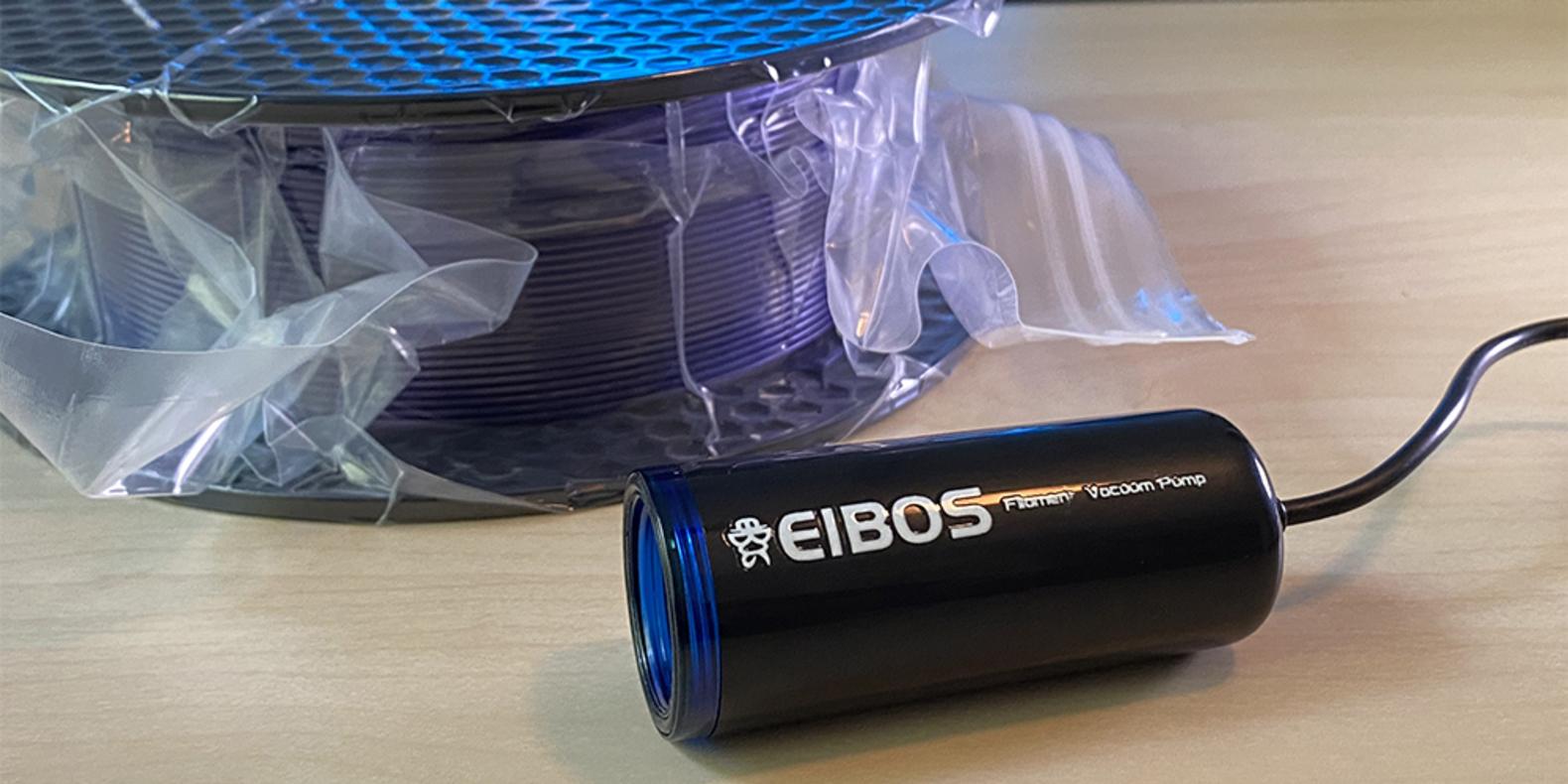 Cómo evitar que el filamento de impresión 3D absorba la humedad Por EIBOS