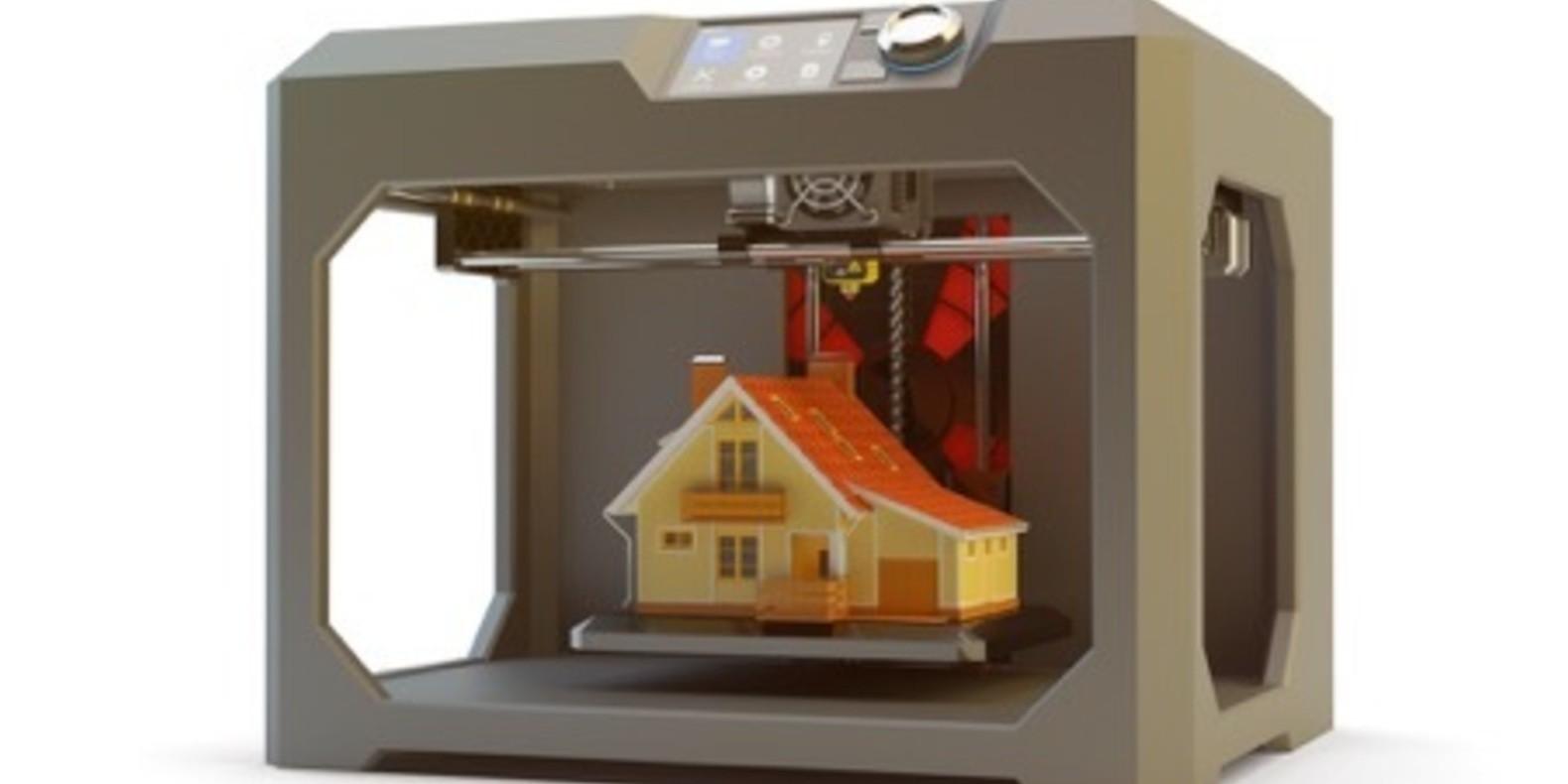 3D printing decoration