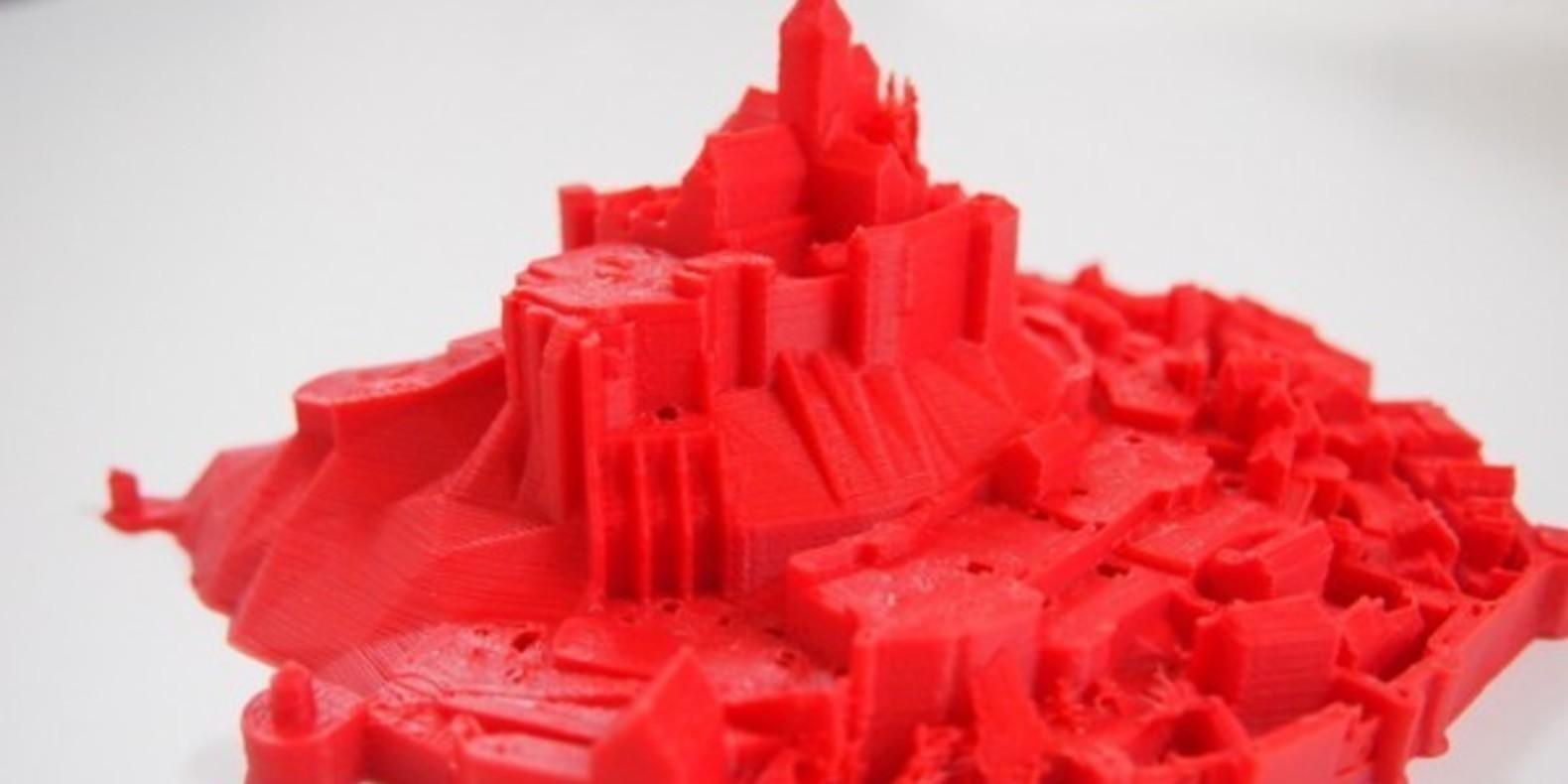 mont saint michel cults fichier 3D impression 3D imprimante shakera maker thingiverse 3