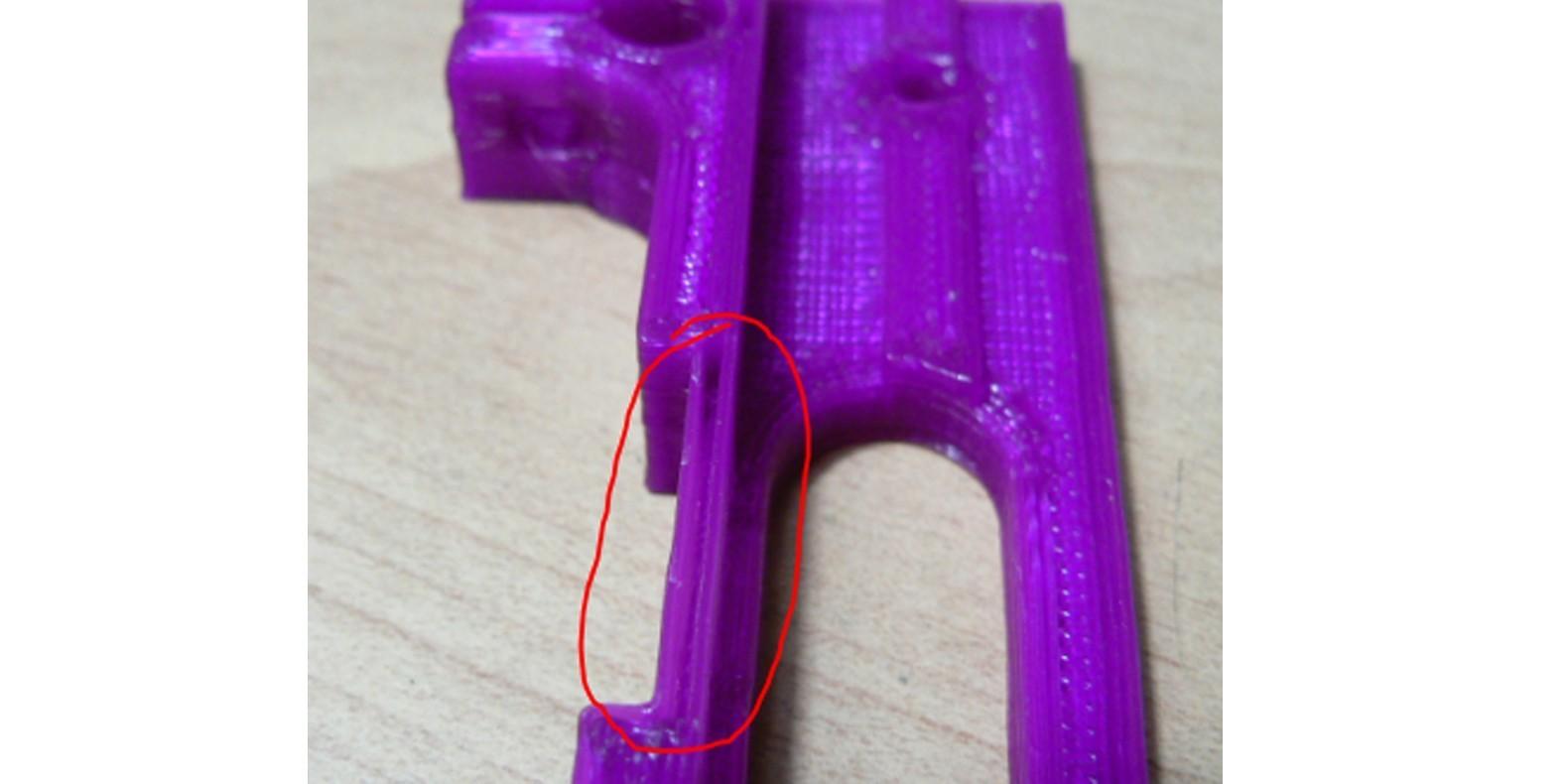 Thin wall 3D printing 2