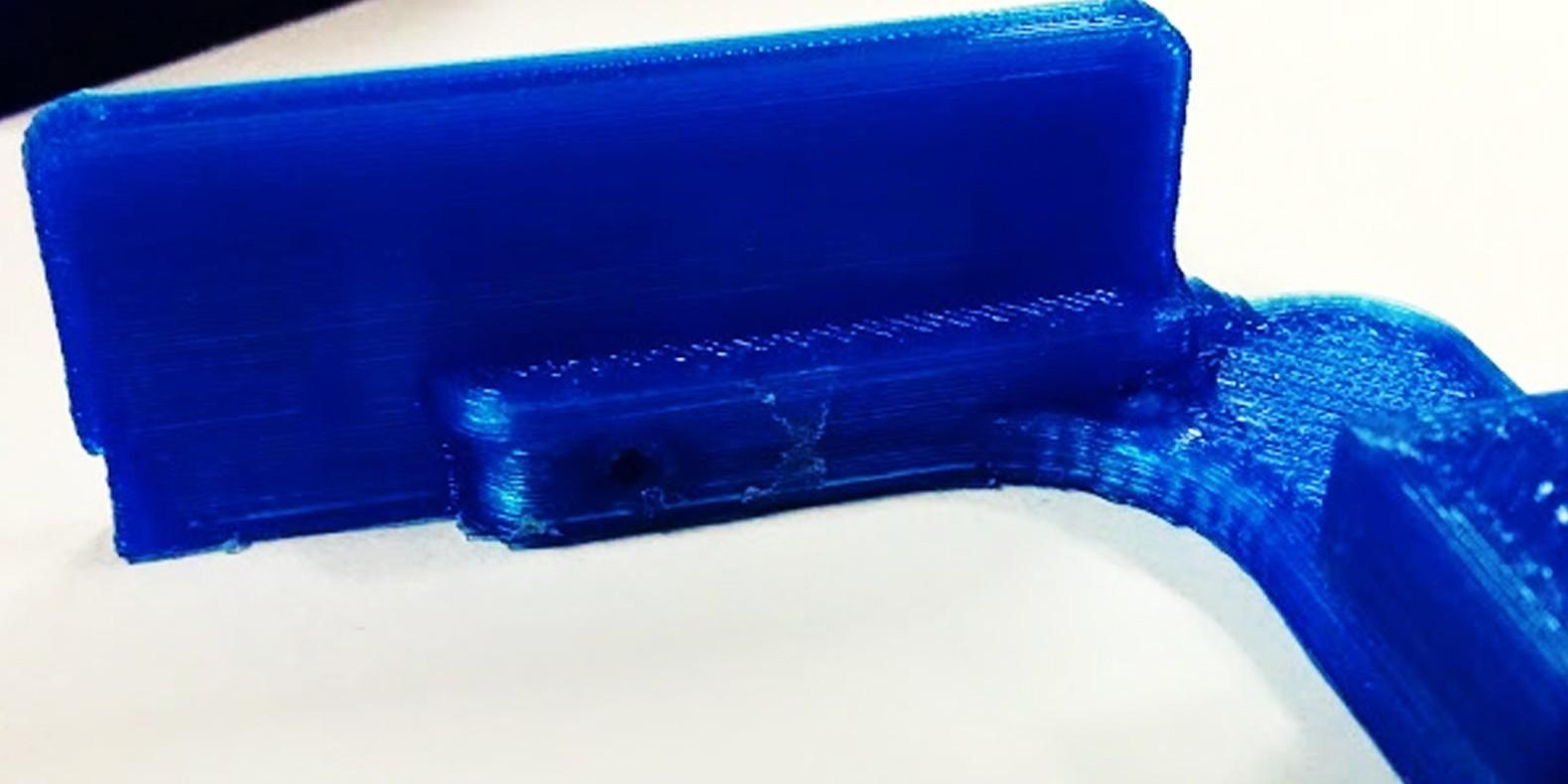 décalage de couche 3D printing