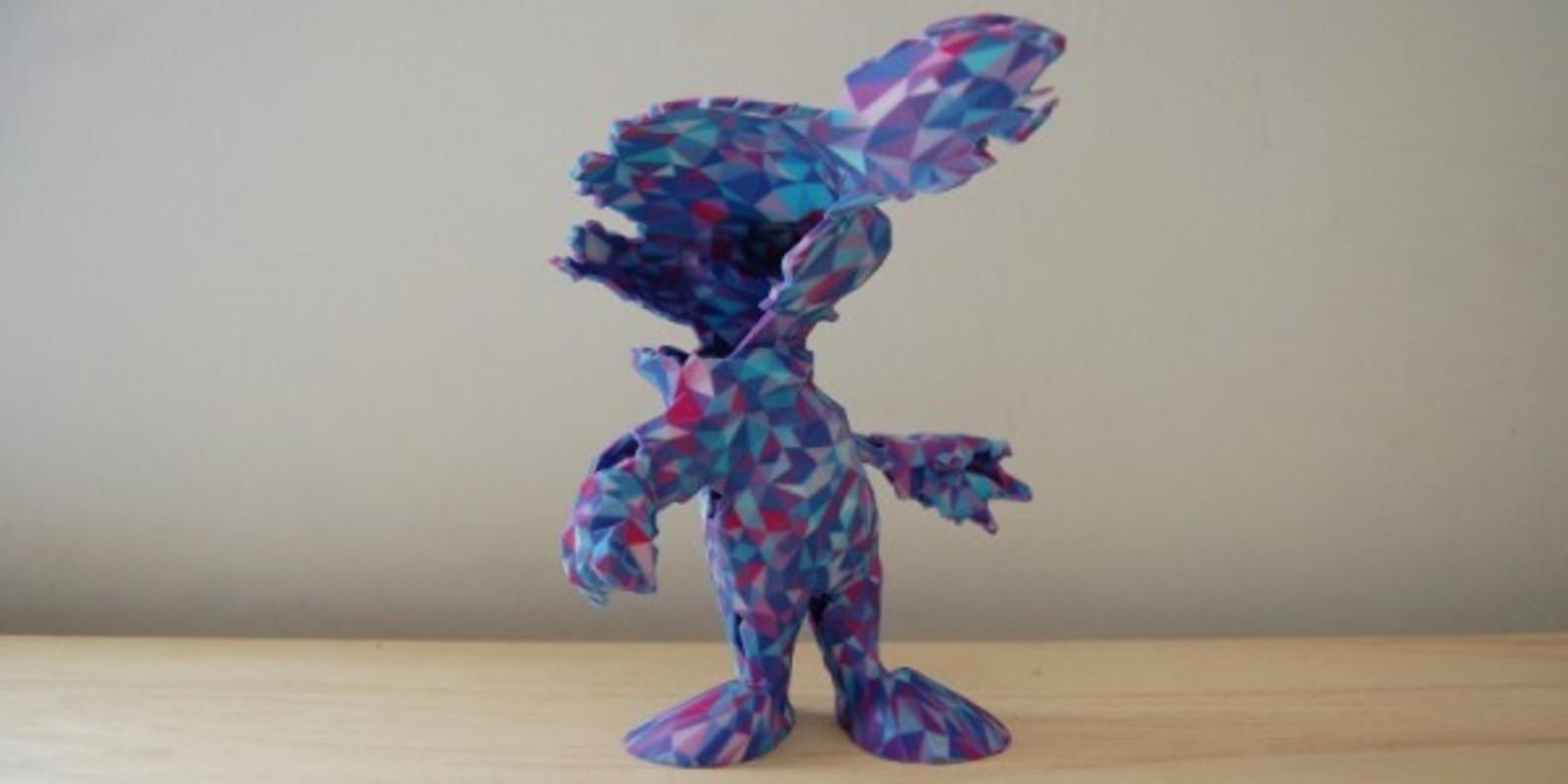 sekuMoiMecy Matthew Plummer-Fernandez impression 3D printing cults fichier mickey mouse 2
