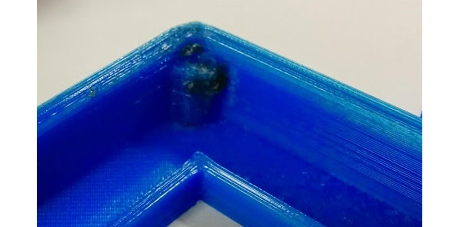 goutes noires 3D printing