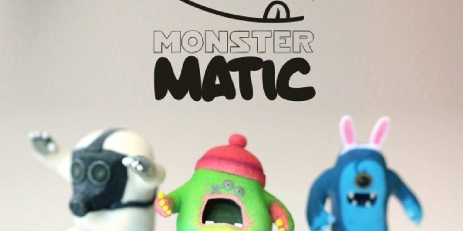 monstermatic game 3D printing printer fichier 3D object cults cults 3D kickstarter 4