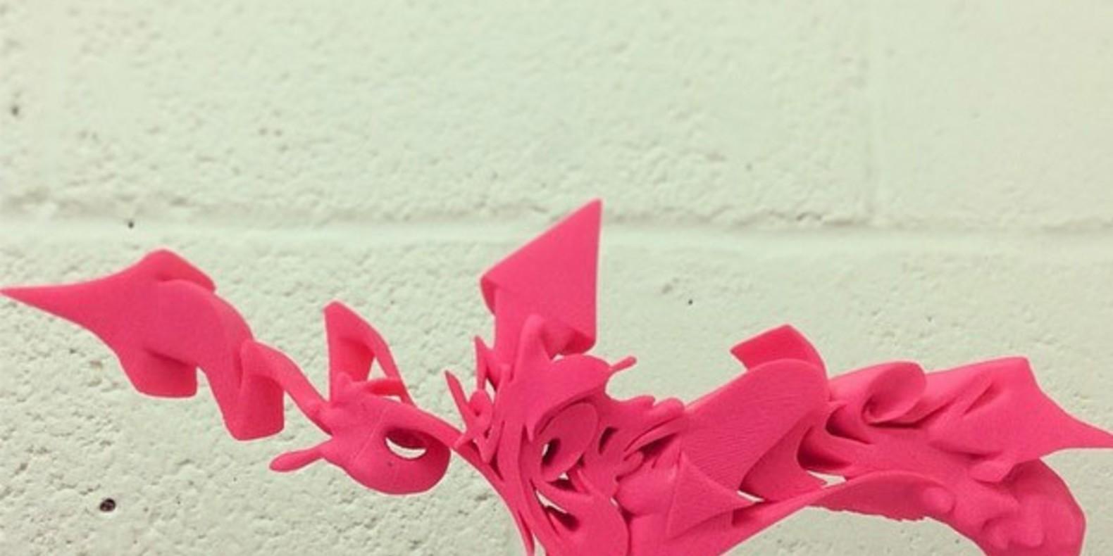 8-SORN-3DPrint graffitis imprimés en 3D Noramlly Ben