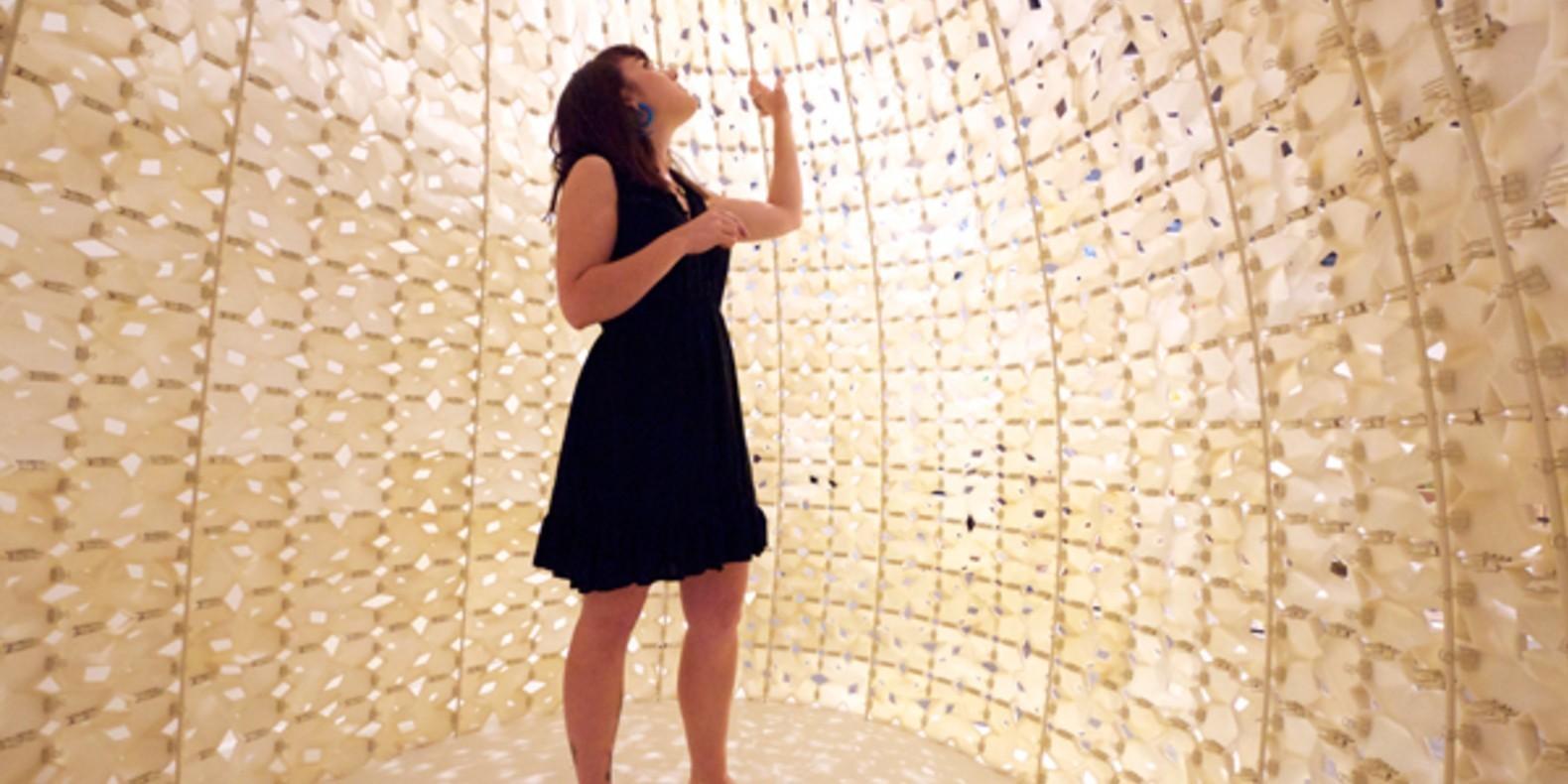 saltroom emerging objects printed 3D impression 3D sel cults3D cults fichier saltygloo igloo imprimé en 3D