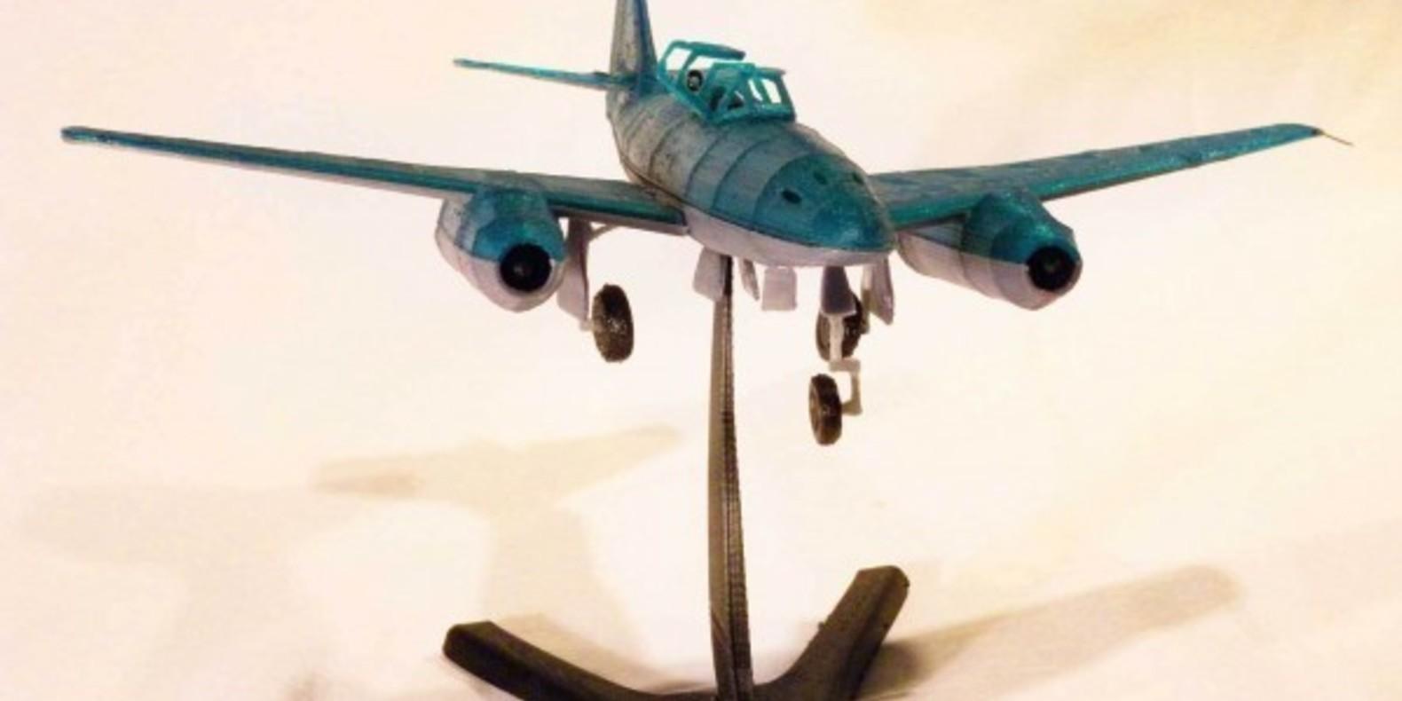 Messerschmitt ME 262 1 - Mao Casella - Cults Cults modélisme 3D printing Impression 3D Fichier 3D