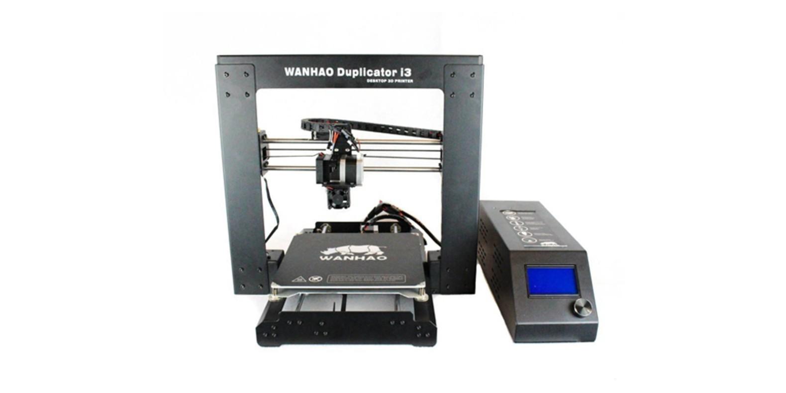 Wanhao i3 V2 Imprimante 3D