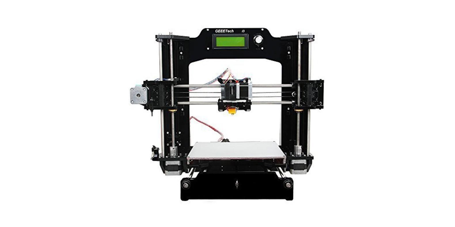 Geeetech Prusa Reprap Acrylique I3 Imprimante 3D