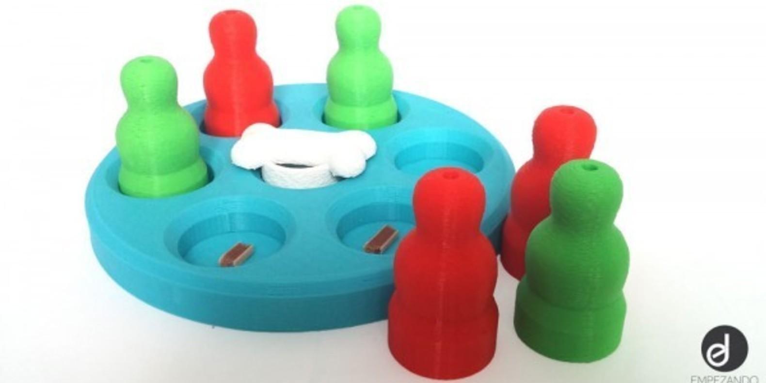 Dogs-game-Empezandodiseno-Cults-3Dprinting-4 jouet pour chiens imprimé en 3D