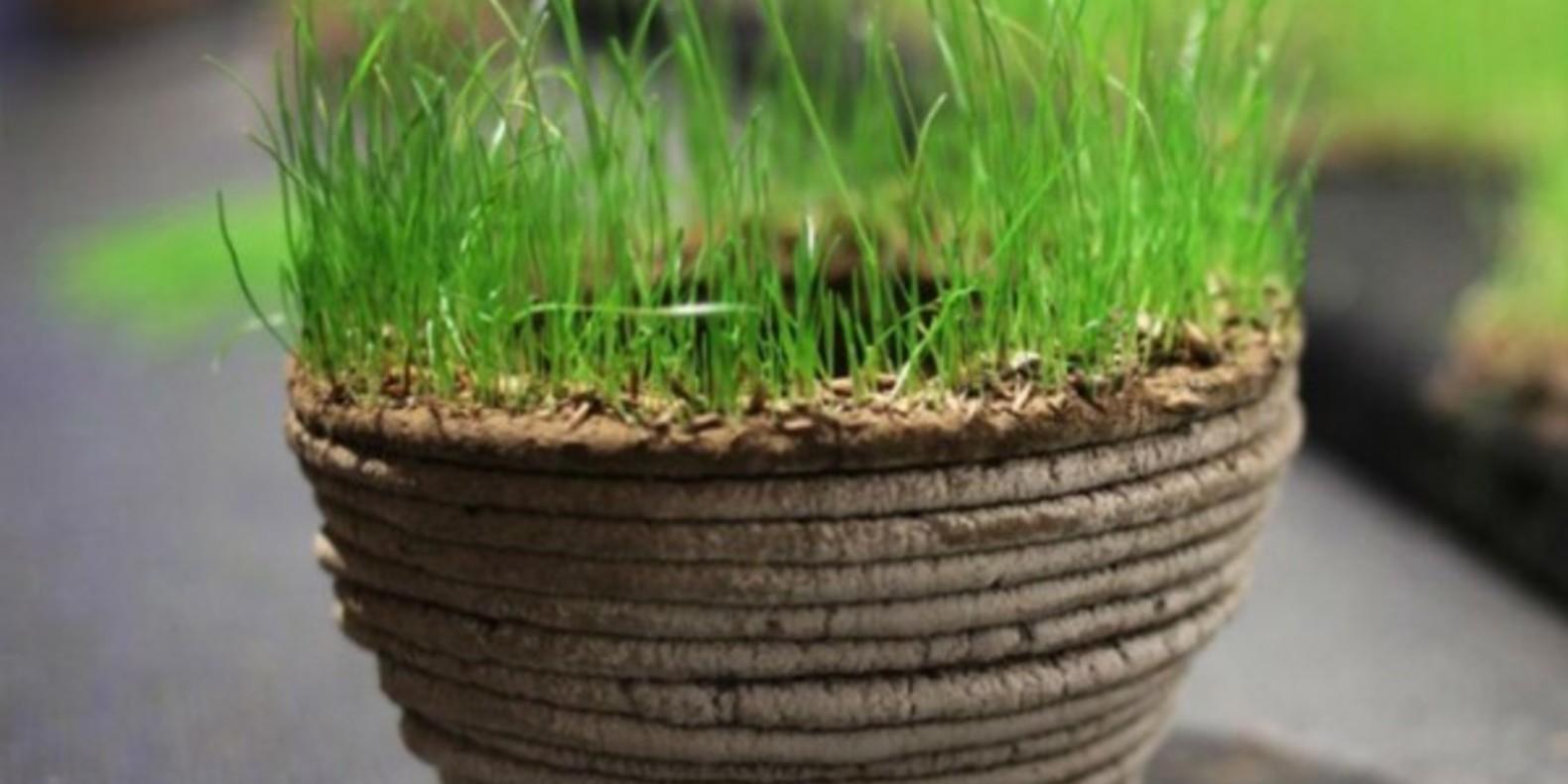 print green jardin imprime en 3D cults 3D printing grass