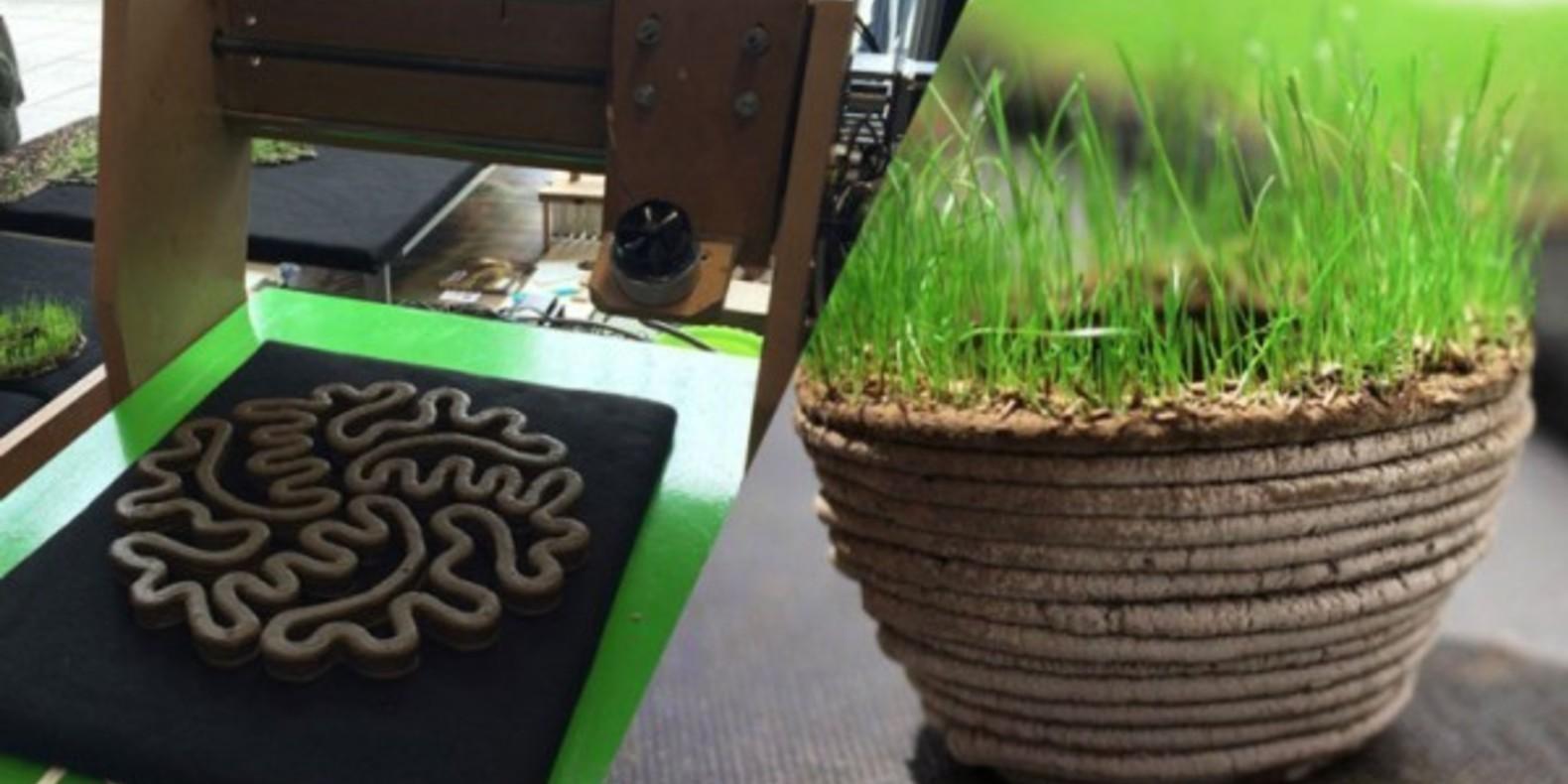 print green jardin imprime en 3D cults 3D printing grass7