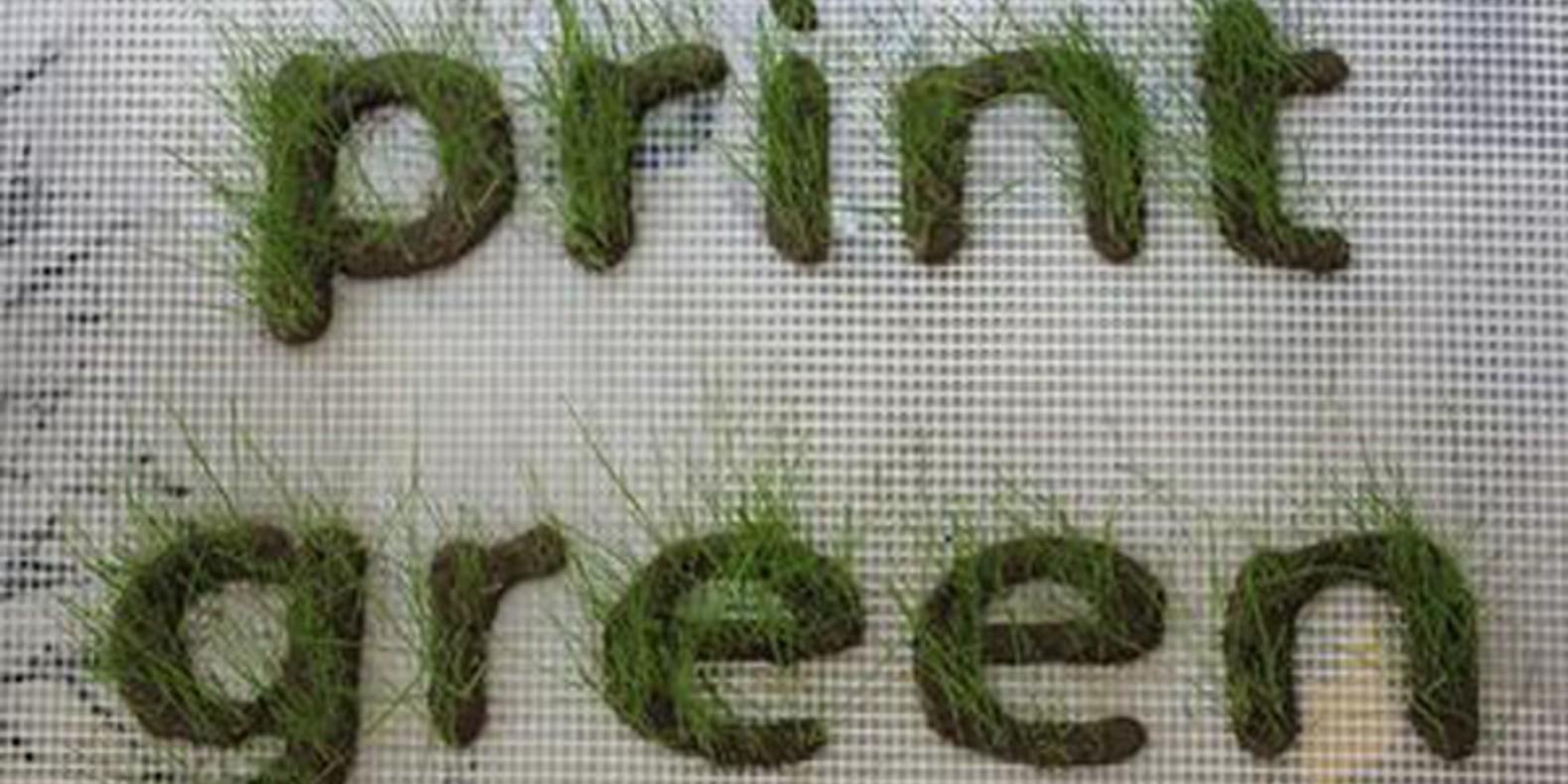 print green jardin imprime en 3D cults 3D printing grass 6