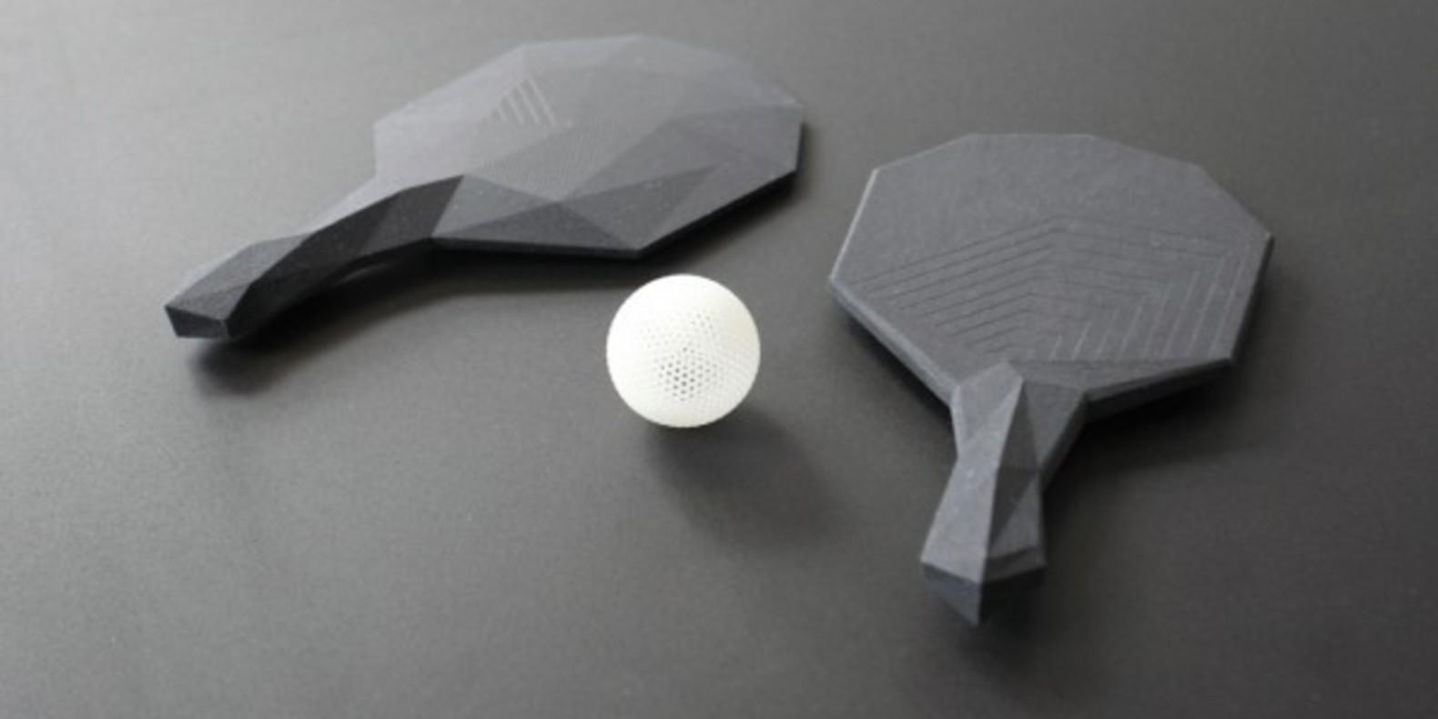 Cults table de ping pong imprimée en 3D janne kyttanen 3D printing fichier 3D imprimante 3D sport design 4