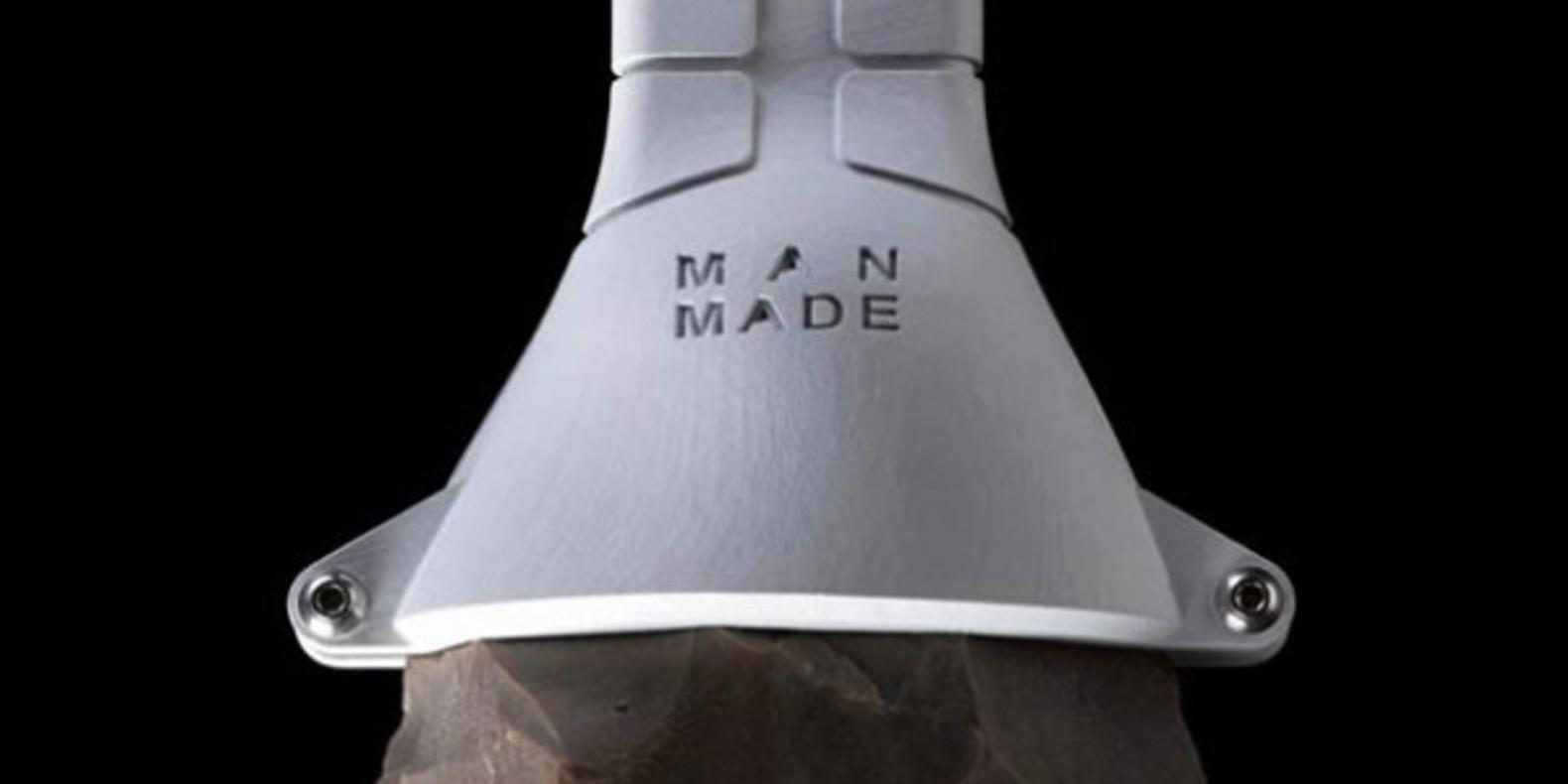 Man Made silex et l'impression 3D Cults 3D printing outils prehistoire
