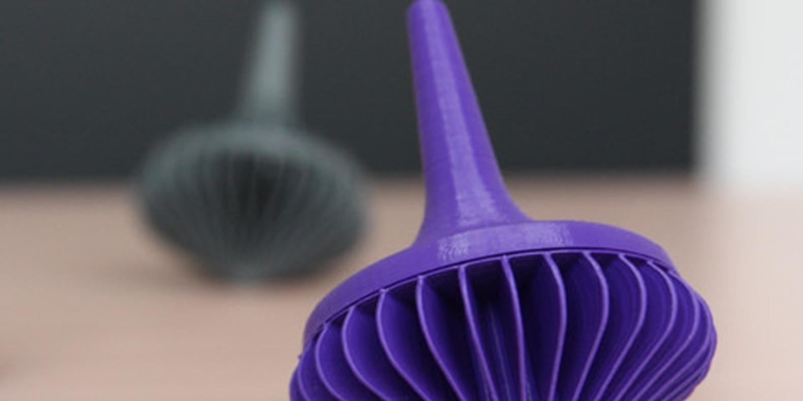 2.Toupie-be3D jouets imprimés en 3D