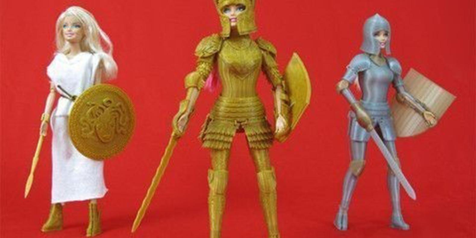 6.Armure_Barbie-Zheng3 jouets imprimés en 3D