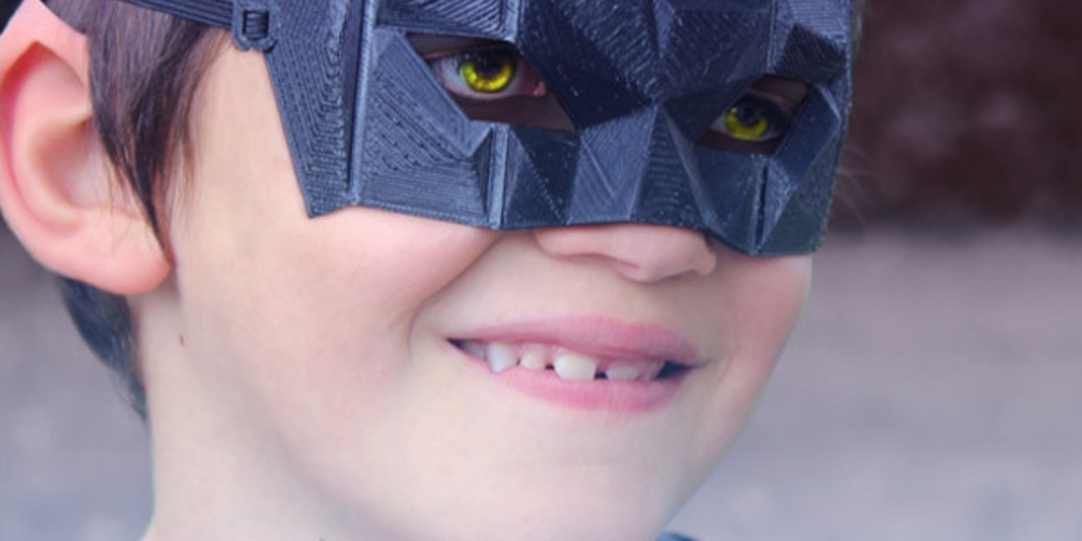 17.Masque-Mageli jouets imprimés en 3D