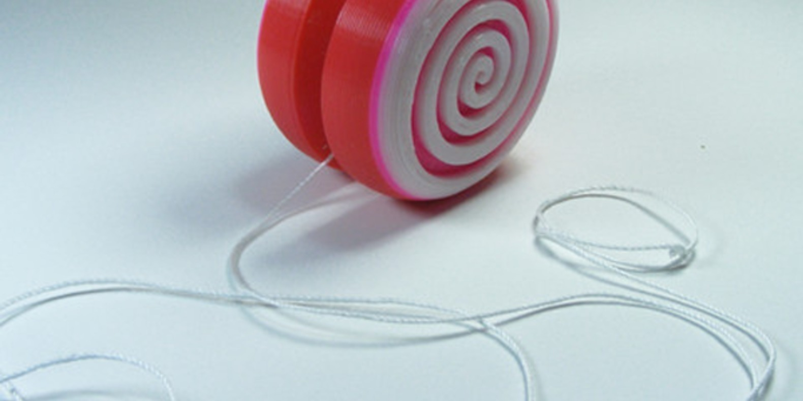 20.YoYo-Platonik jouets imprimés en 3D