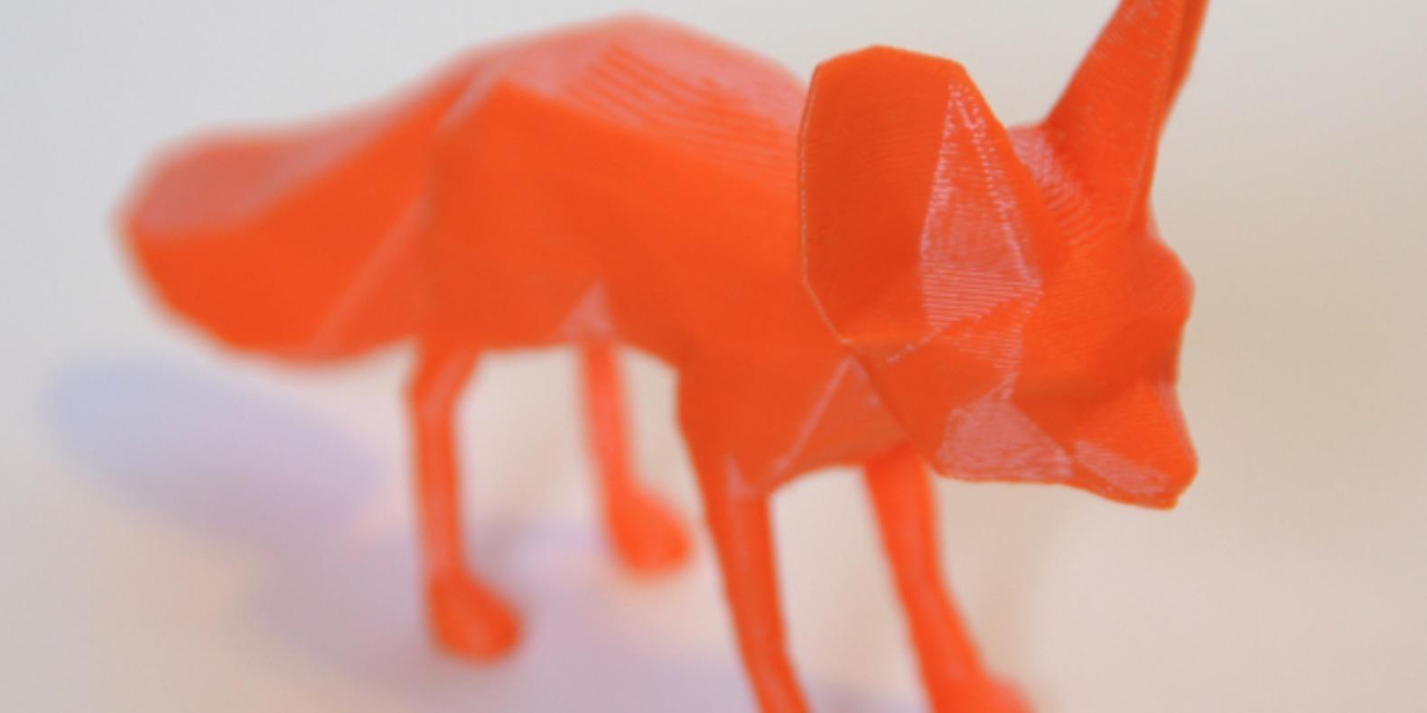 7.Fennec-Physics_Dude animaux imprimés en 3D Cults fichier 3D 3D model 3D printing